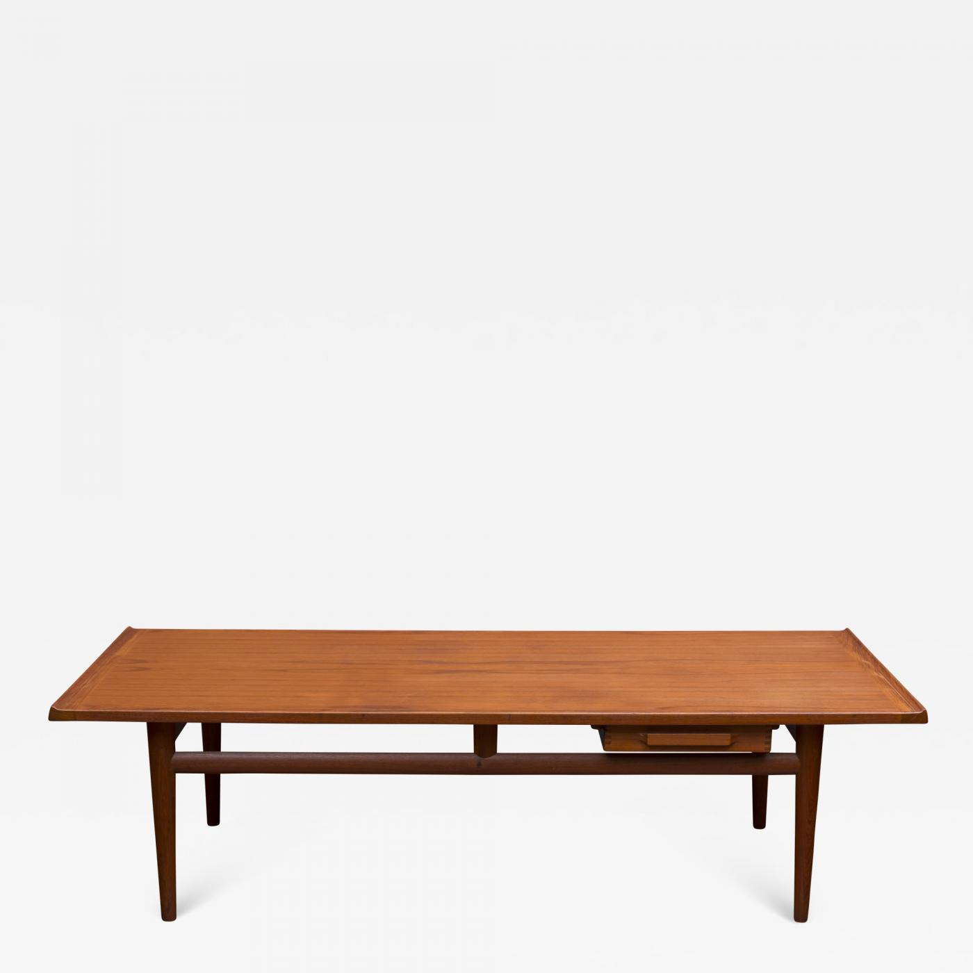 Fabulous Large Danish Modern Coffee Table Gmtry Best Dining Table And Chair Ideas Images Gmtryco