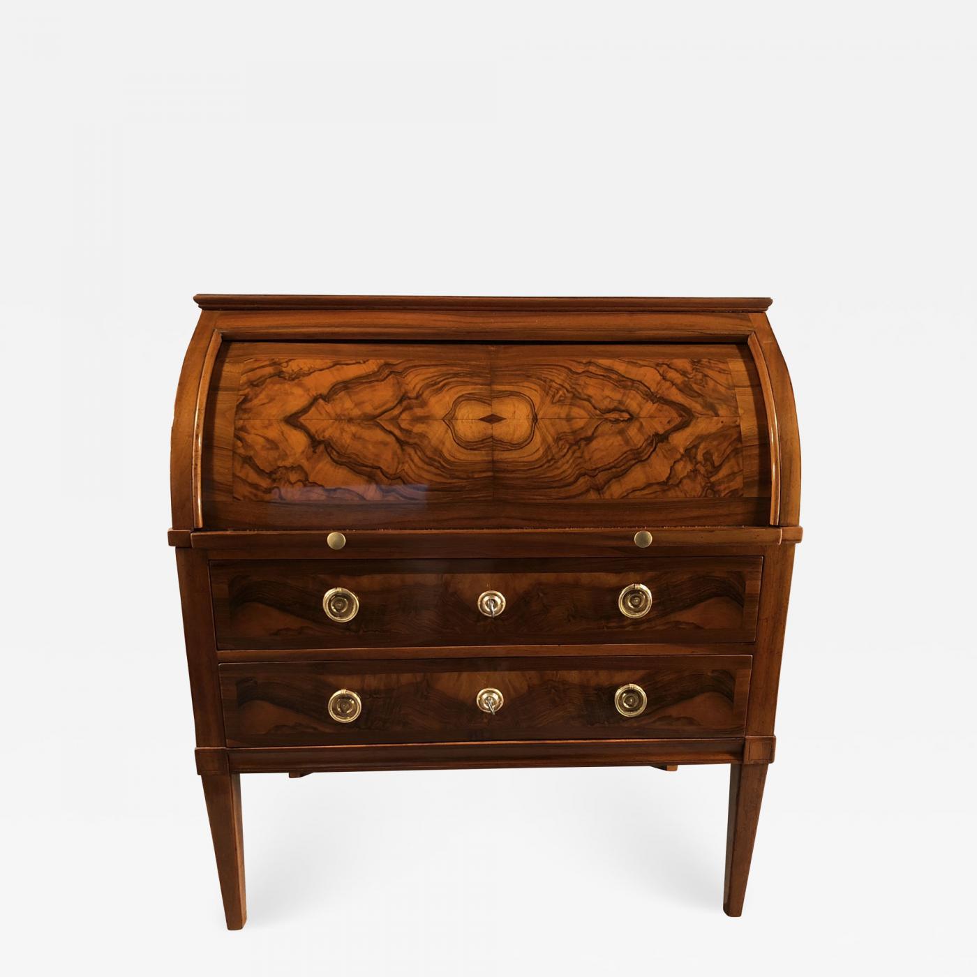 8da1248df4e6a Louis XVI Rolltop Desk South Germany 1780. Tap to expand