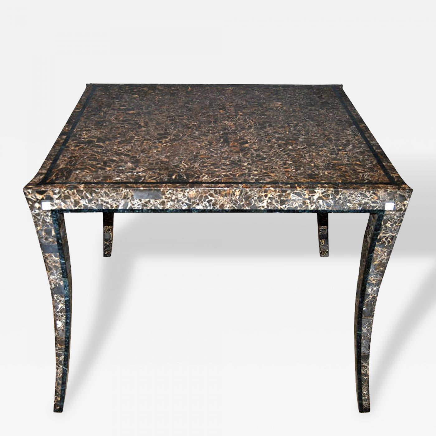 Listings Furniture Tables Game Tables Maitland Smith