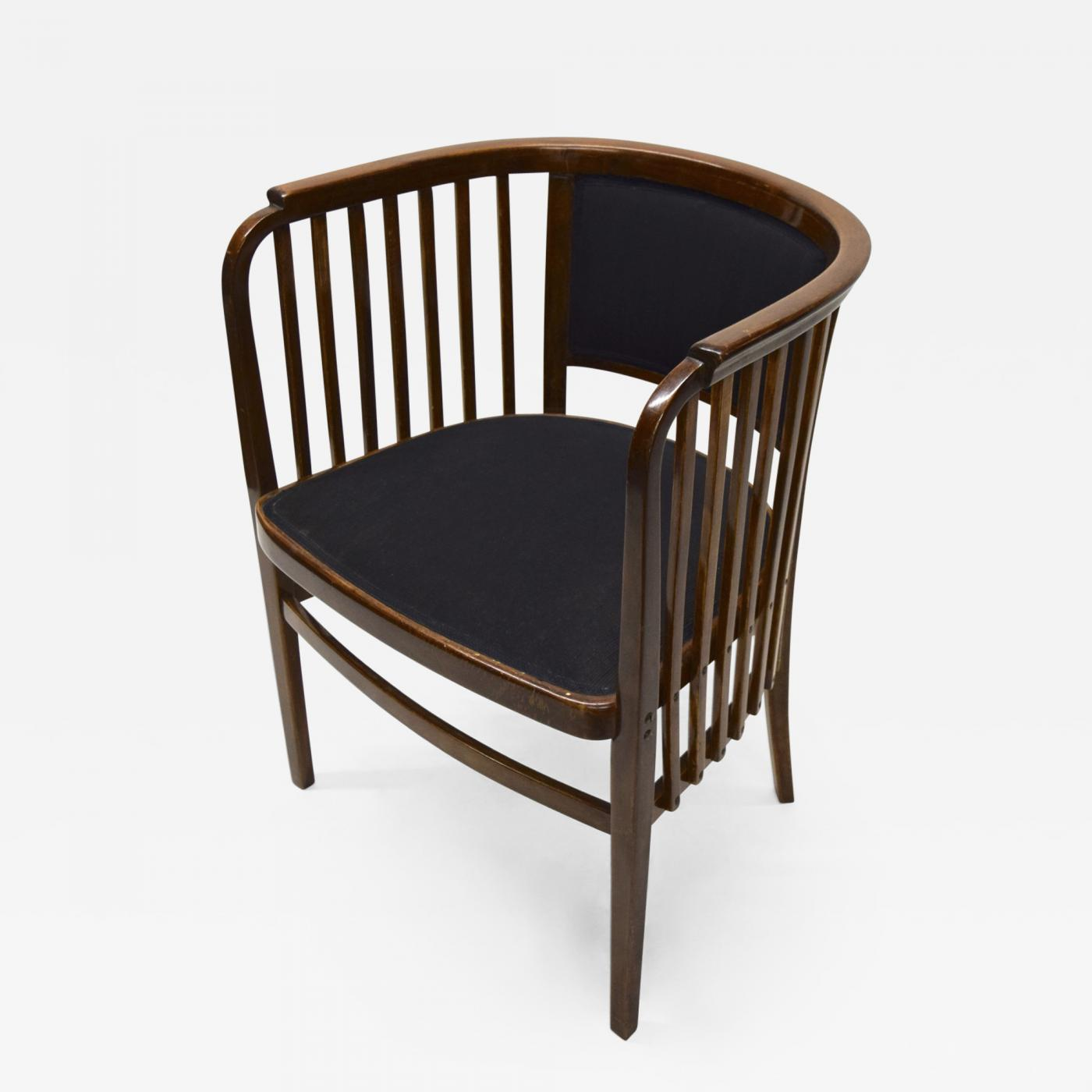 Listings / Furniture / Seating / Armchairs · Marcel Kammerer Single  Secessionist Chair ...