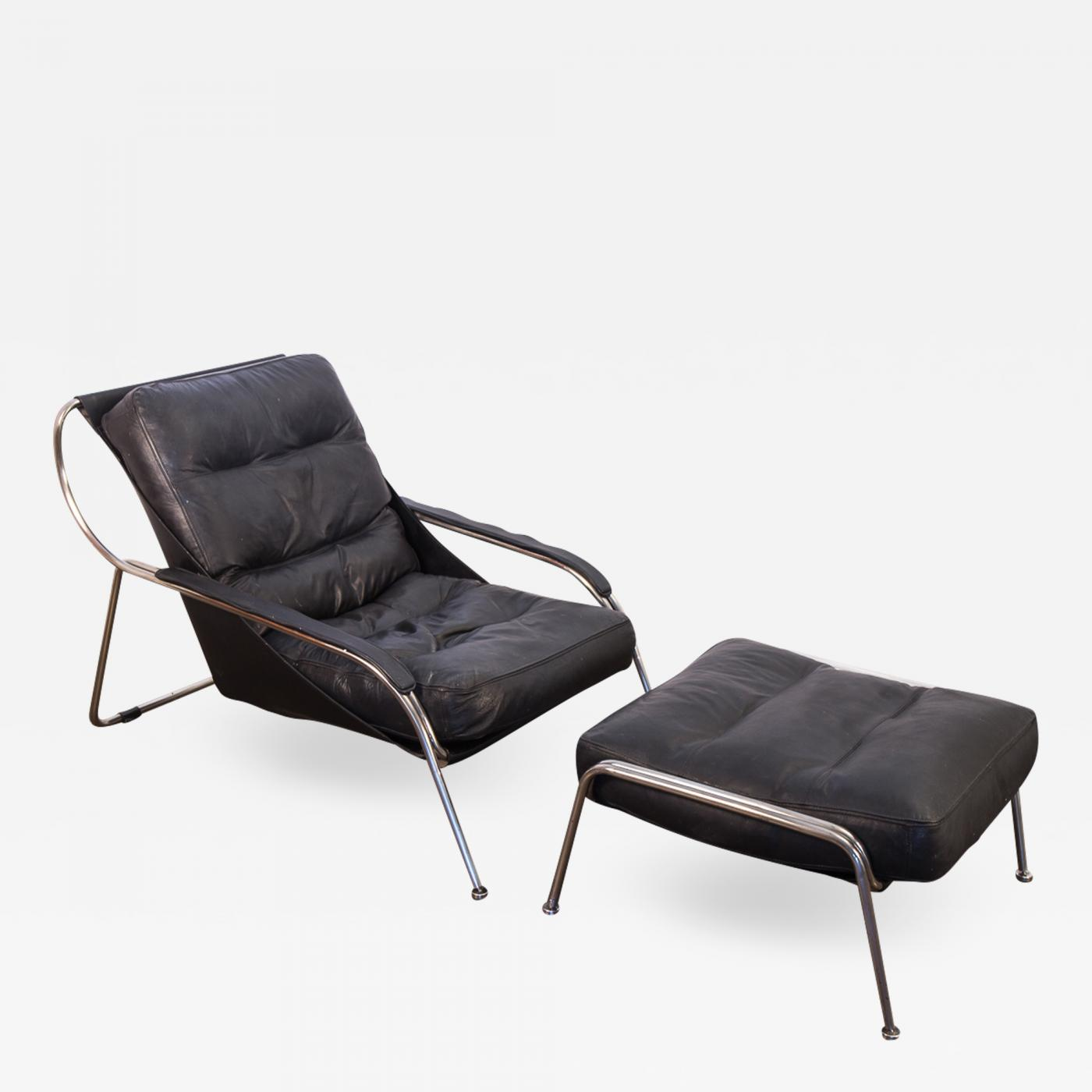 Awesome Marco Zanuso Maggiolina Lounge Chair And Ottoman By Marco Zanuso Ncnpc Chair Design For Home Ncnpcorg
