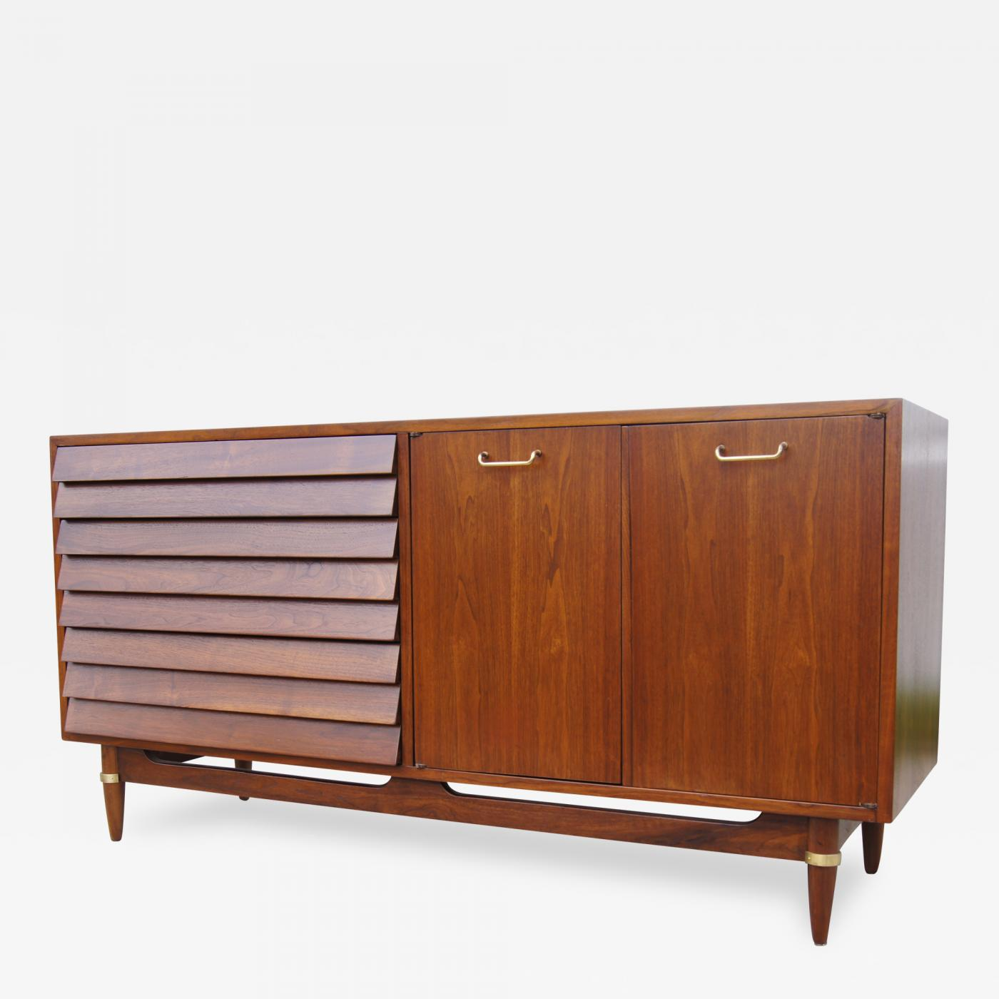 c10d6a064091 Merton Gershun - Sideboard by Merton Gershun for American of Martinsville