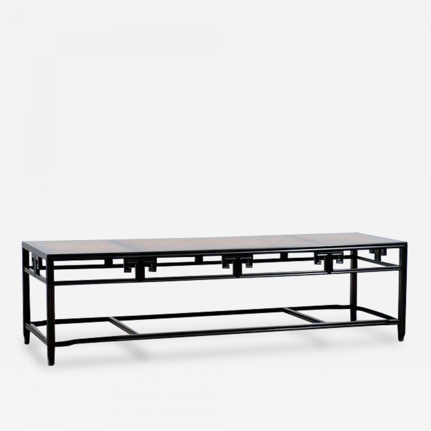 Michael Taylor Elegant Michael Taylor for Baker Coffee Table