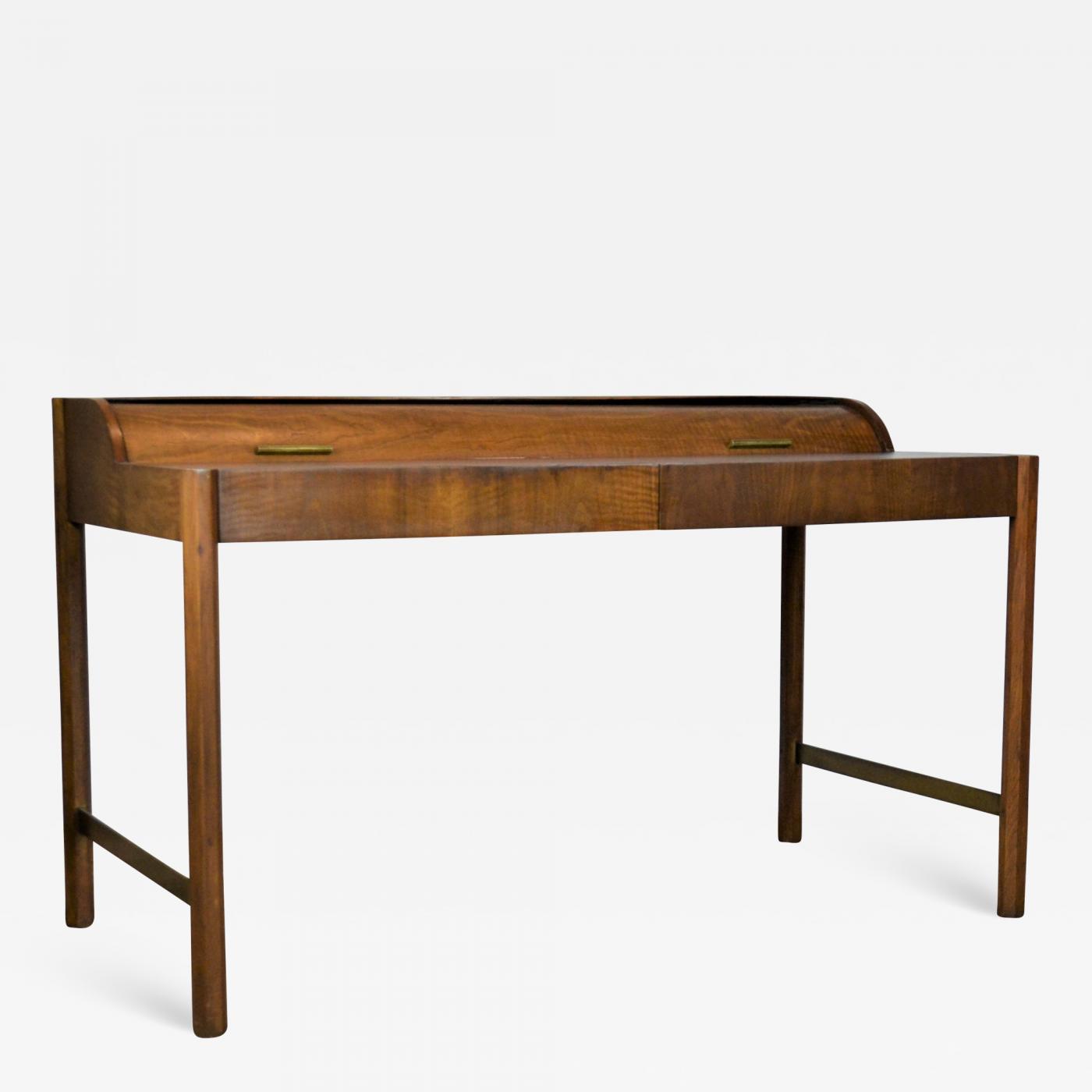 Image of: Hekman Furniture Company Mid Century Desk By Hekman