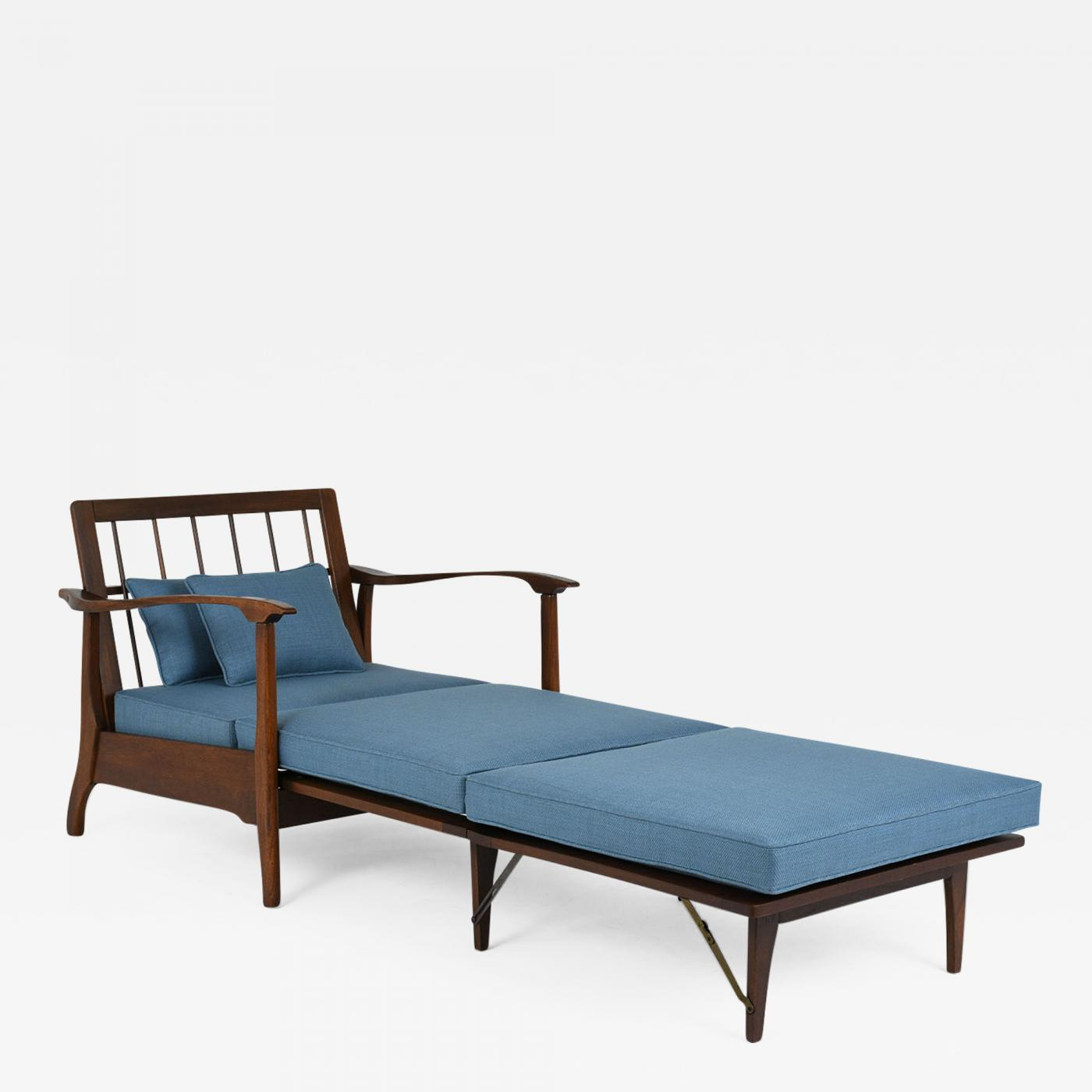 Picture of: 1960 S Mid Century Modern Reclining Lounge Chair