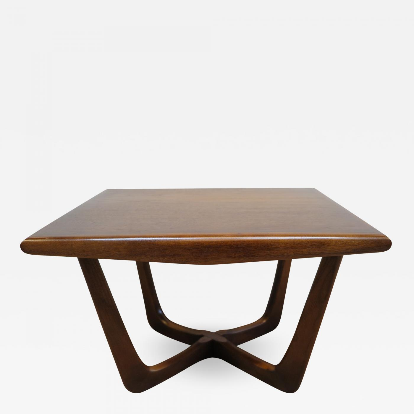 Mid Century Coffee Table.Adrian Pearsall Mid Century Side Table Style Of Adrian Pearsall