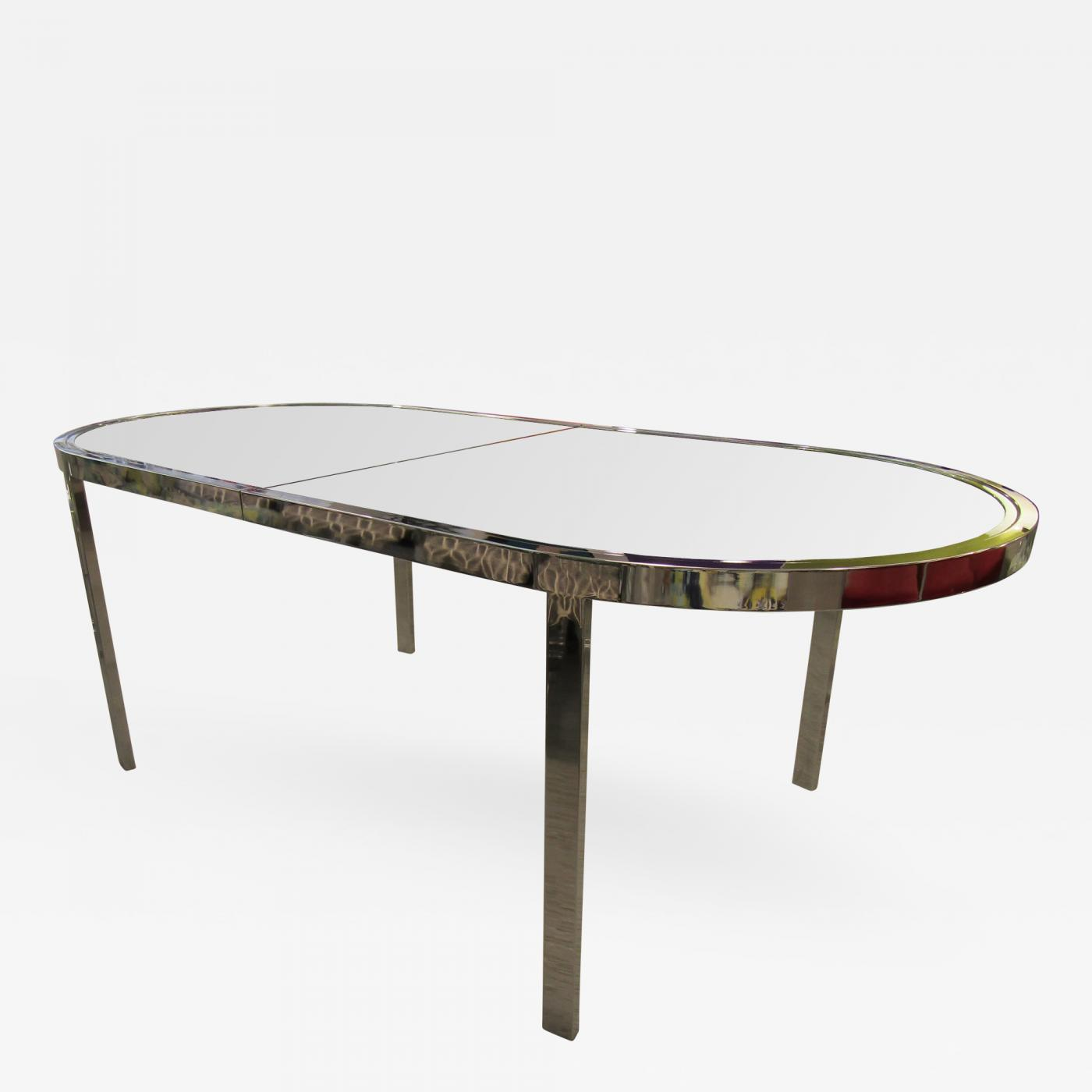 Listings / Furniture / Tables / Dining Tables · Milo Baughman ...