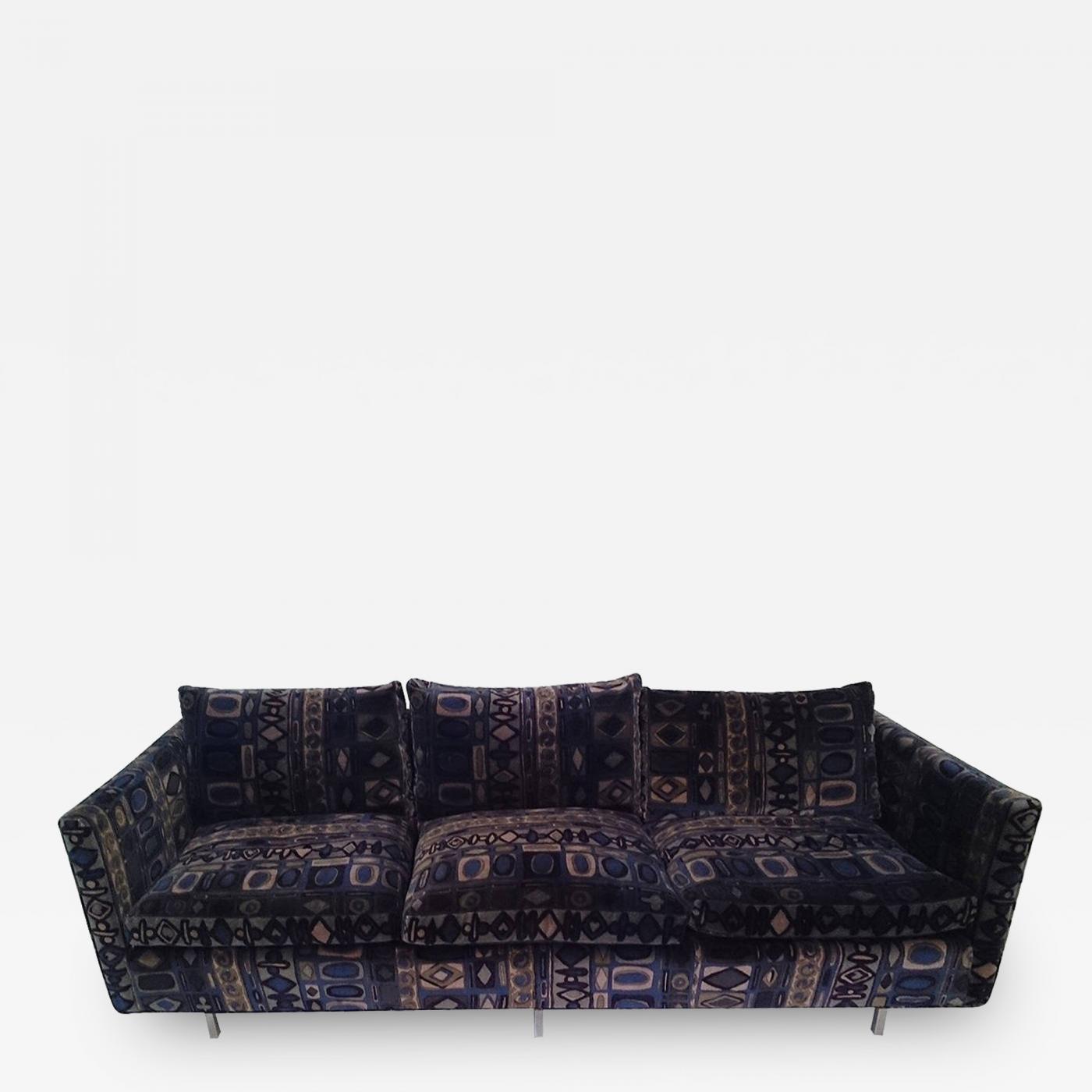 Listings / Furniture / Seating / Sofas · Milo Baughman ...
