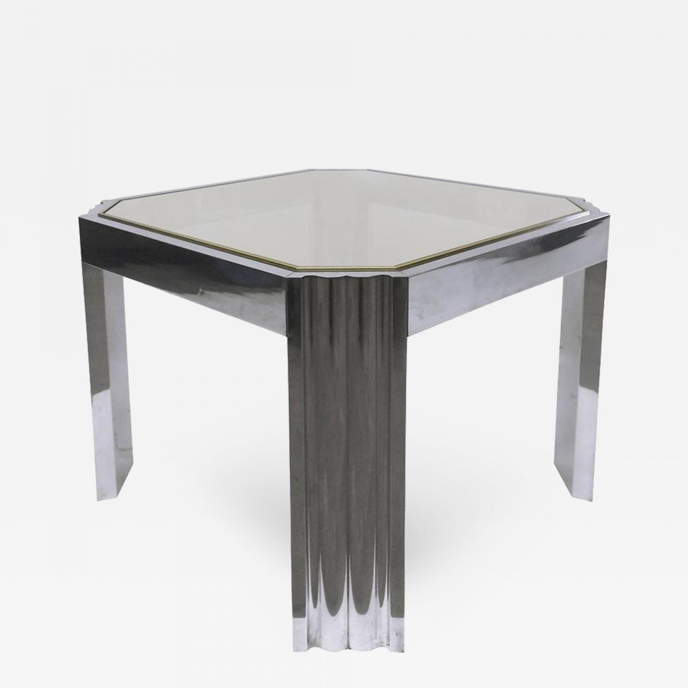 Listings / Furniture / Tables / Side Tables · Milo Baughman ...