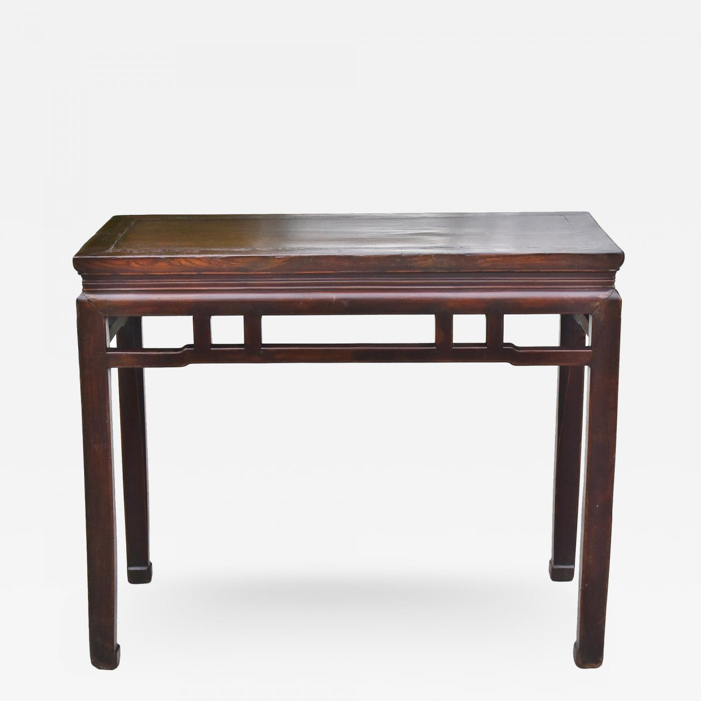 Ming Side Table Double Sided
