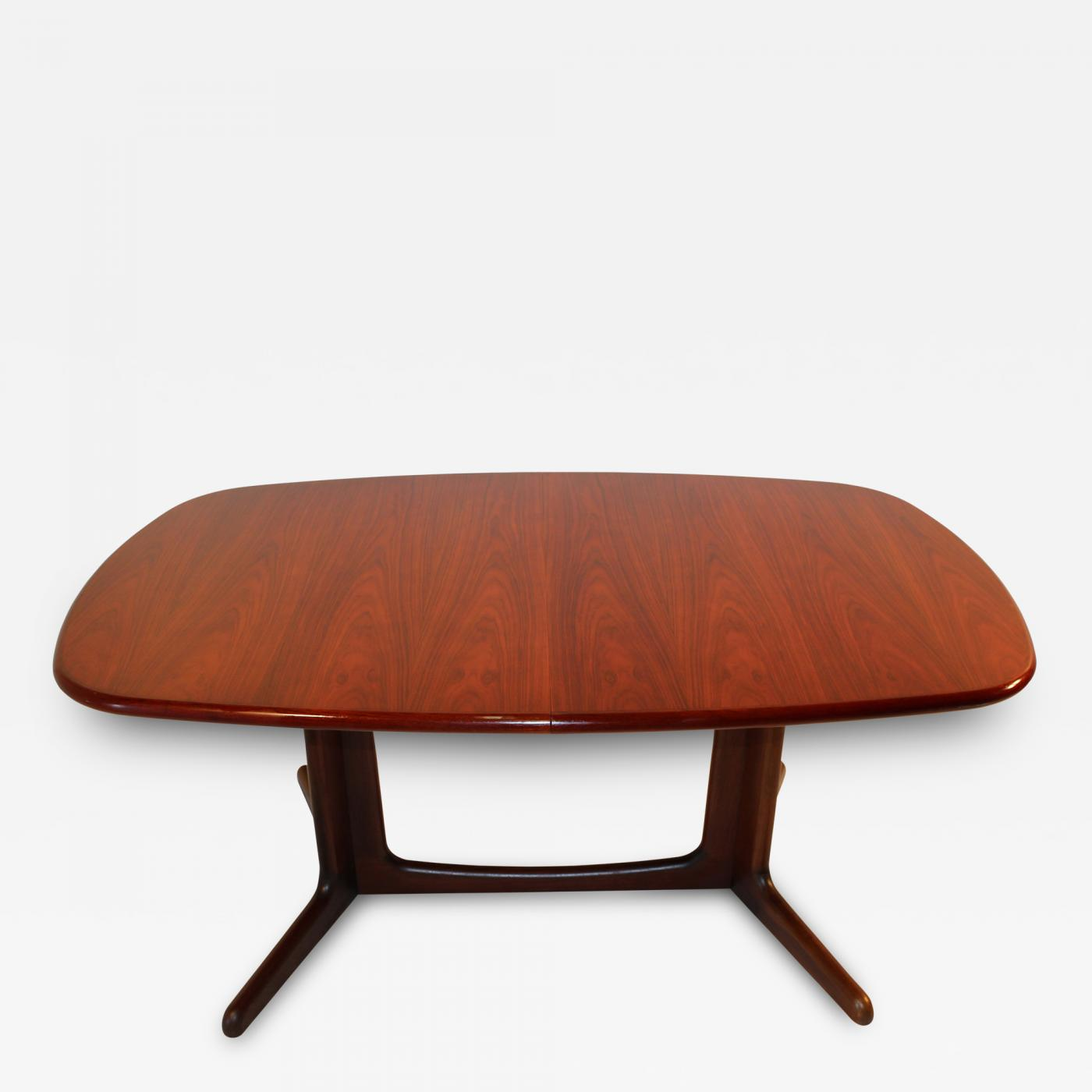 Niels Otto M 248 Ller Mid Century Gudme Mobelfabrik Table