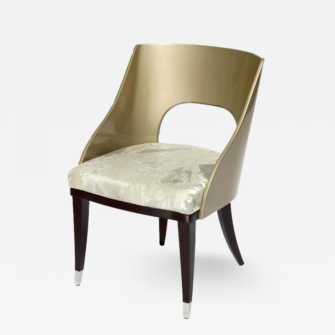 Lorin Marsh Open Back Dining Chair