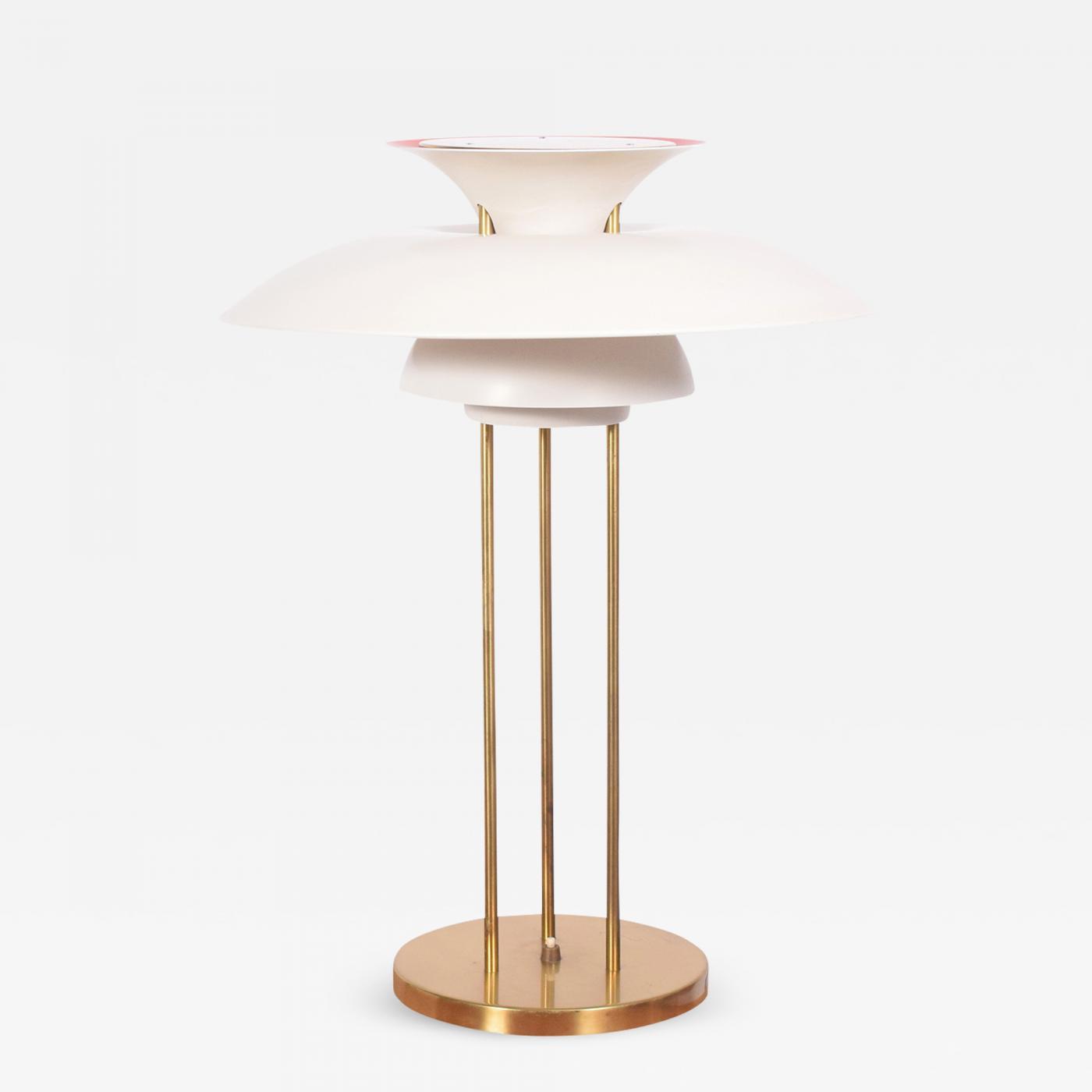 Poul Henningsen Ph 5 Table Lamp By Poul Henningsen
