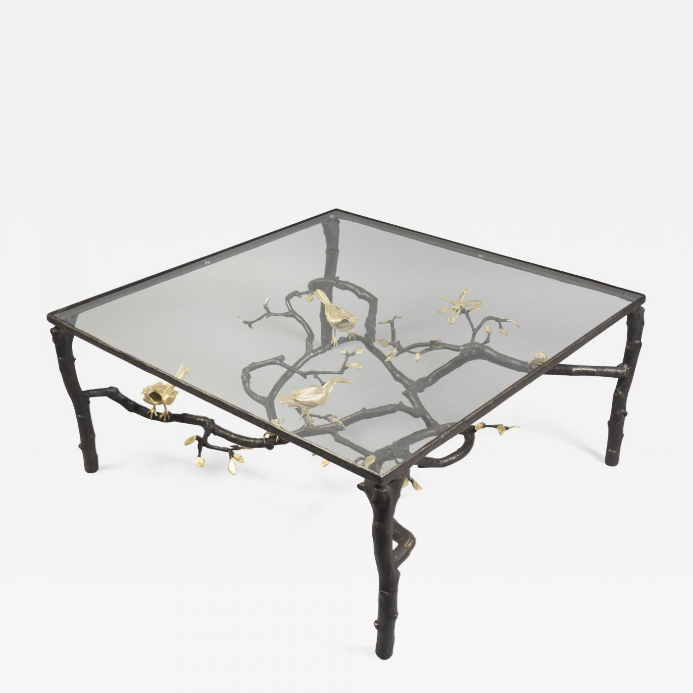 Listings furniture tables coffee tables · paula swinnen wrought iron