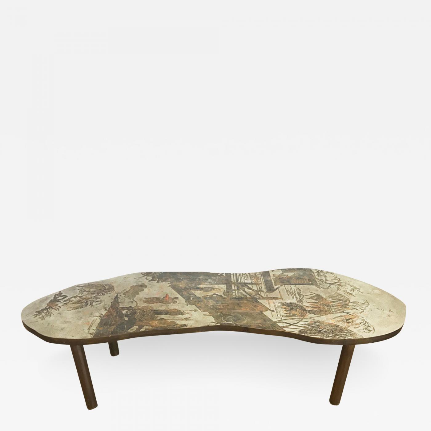 Philip Laverne Coffee Table.Philip And Kelvin Laverne Kelvin Philip Laverne Coffee Table