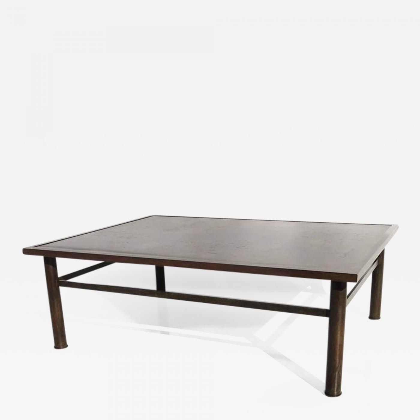 Philip laverne zodiac bronze coffee table by philip laverne listings furniture tables coffee tables geotapseo Image collections