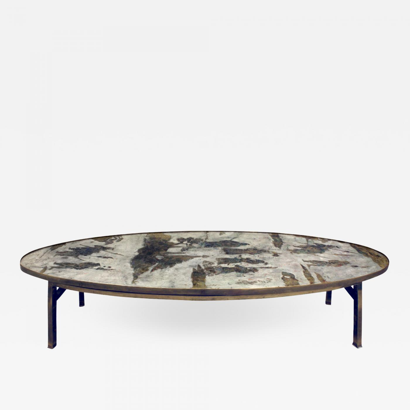Philip Laverne Coffee Table.Philip And Kelvin Laverne Philip Kelvin Laverne Ming 133 Coffee Table 1960s