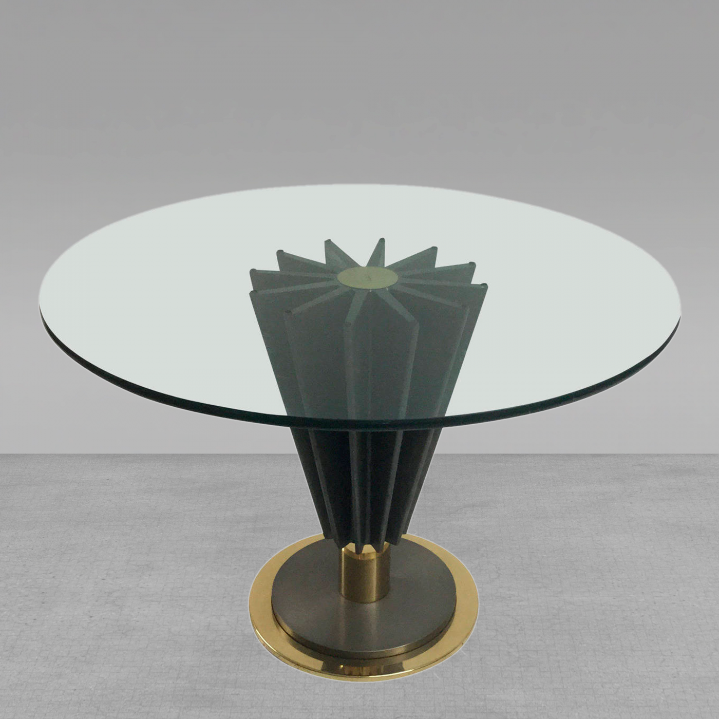 Pierre Cardin Exceptional Pierre Cardin Table 1970 s