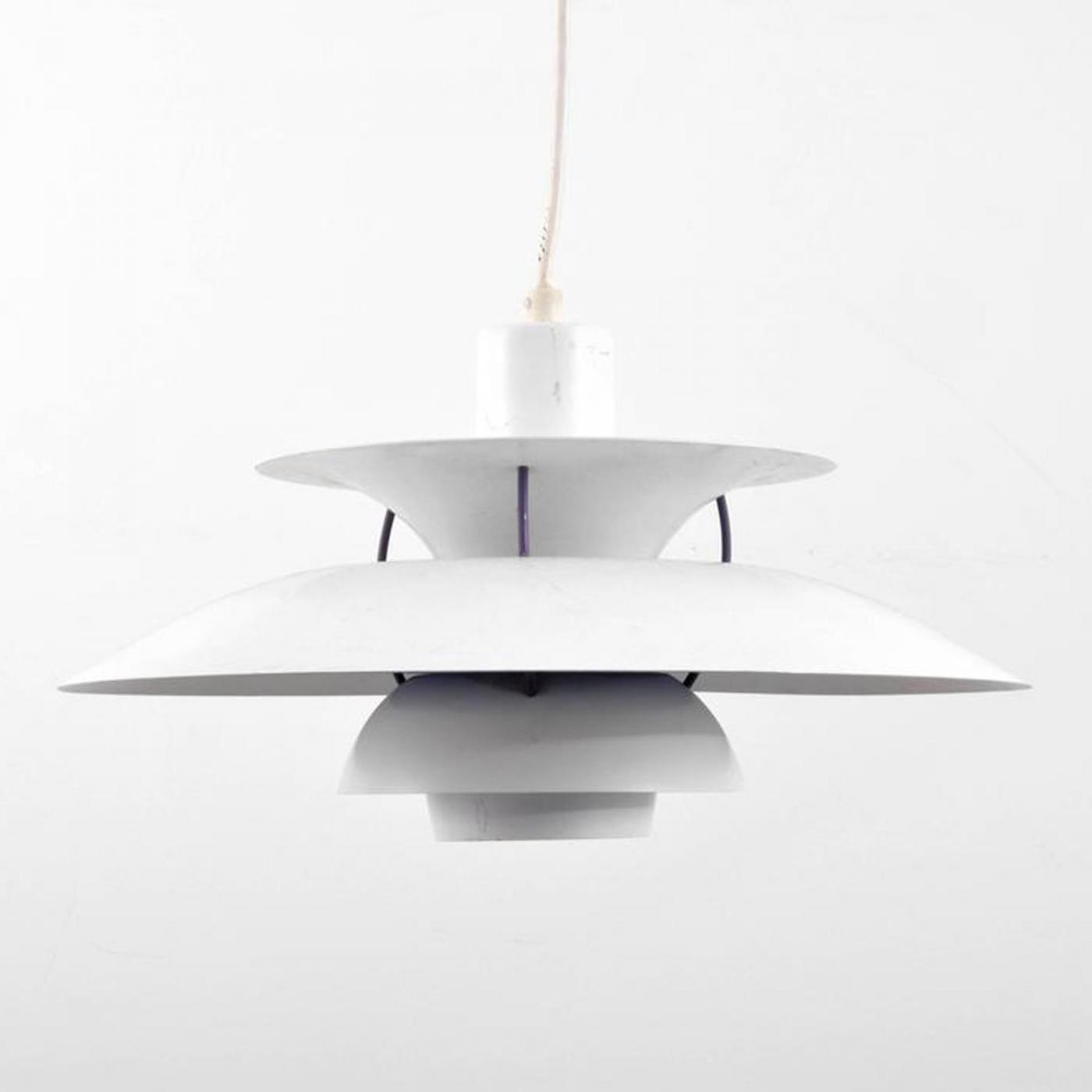 Poul henningsen poul henningsen ph5 pendant lamp 2 available listings furniture lighting chandeliers and pendants aloadofball Image collections