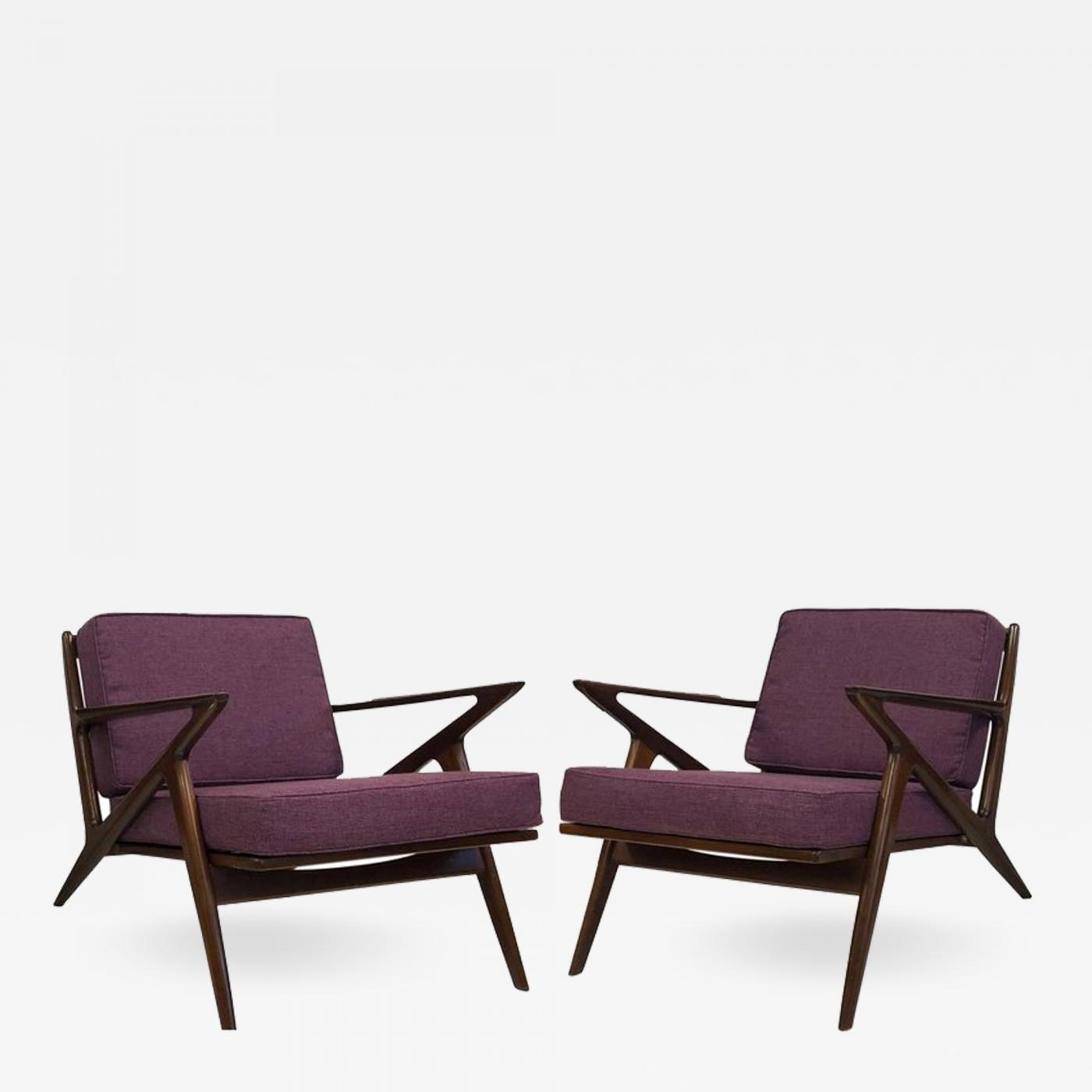 Ordinaire ... Chairs By Poul Jensen For Selig. Tap To Expand