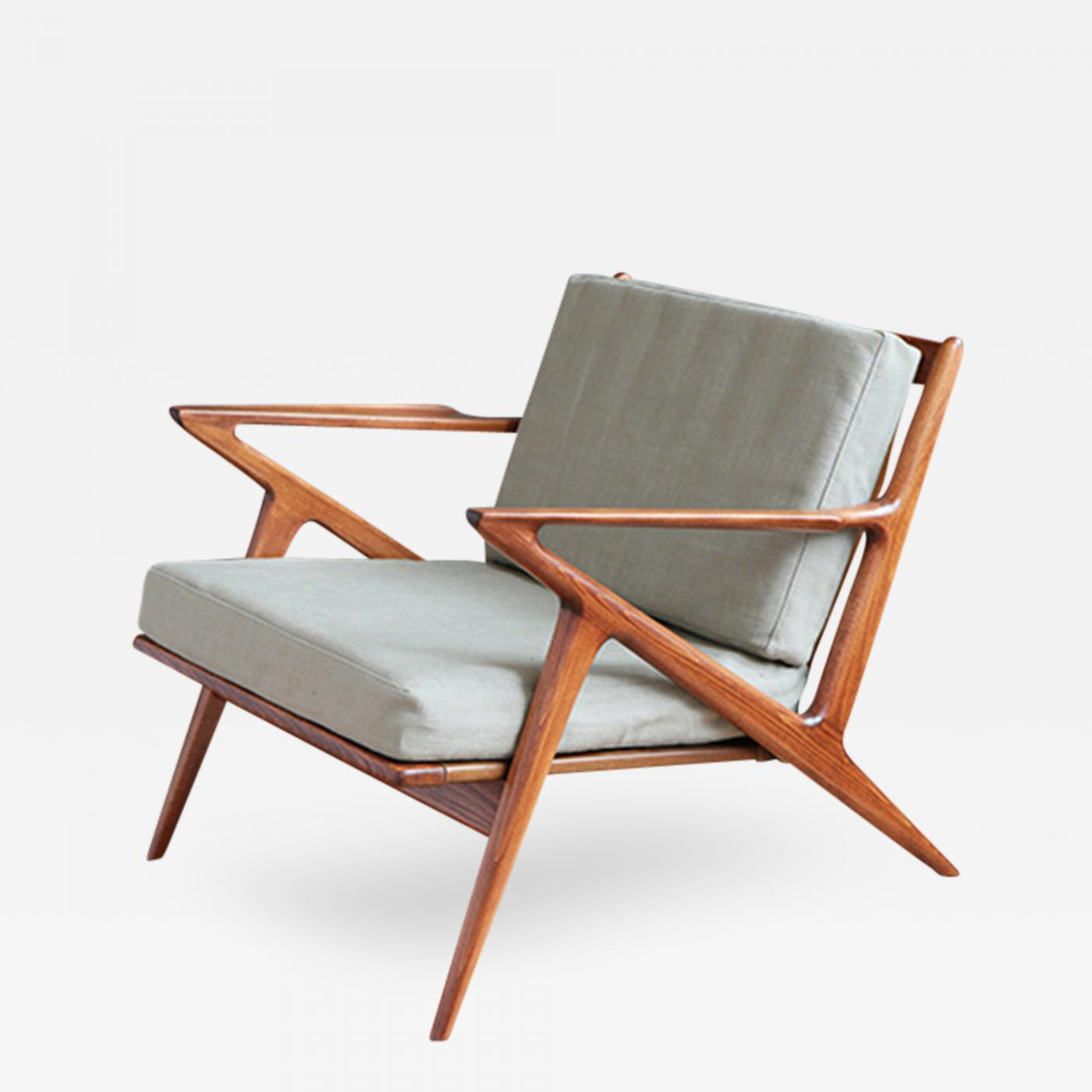 Poul Jensen Selig Z Chair Click On Image To Enlarge