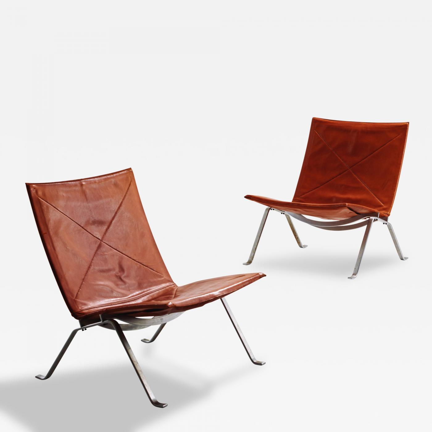 Listings / Furniture / Seating / Lounge Chairs · Poul Kjaerholm ...