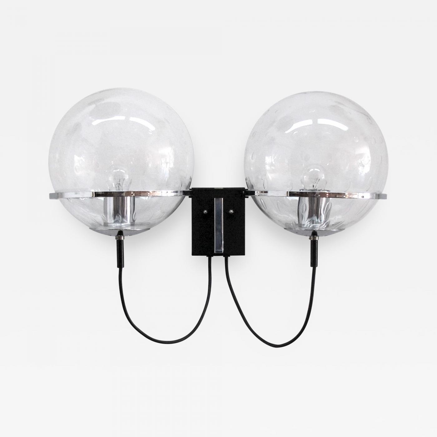 best cheap dc542 3aff6 RAAK - Double Globe Wall Light by RAAK