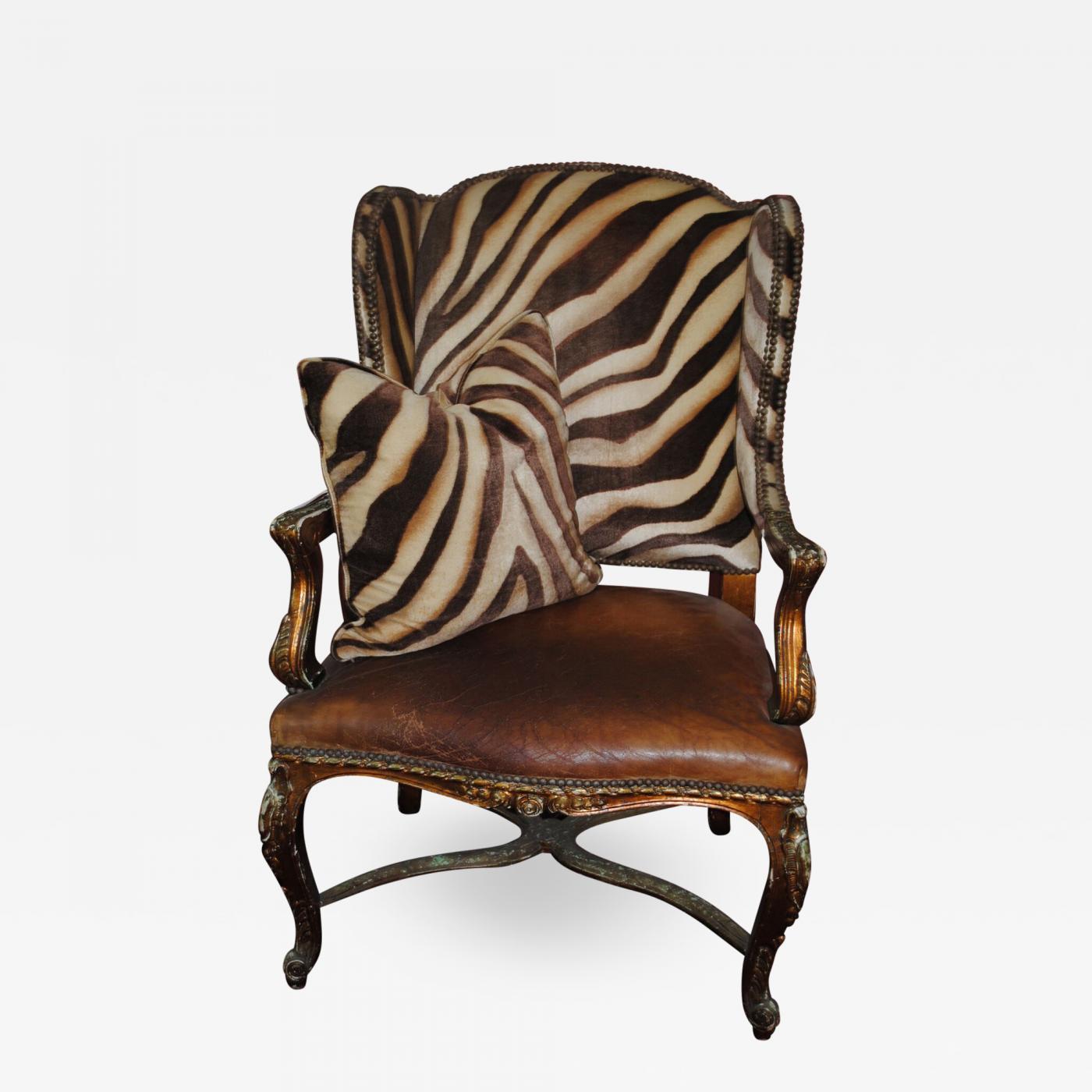 Ralph Lauren - Ralph Lauren Spencer Leather Armchair