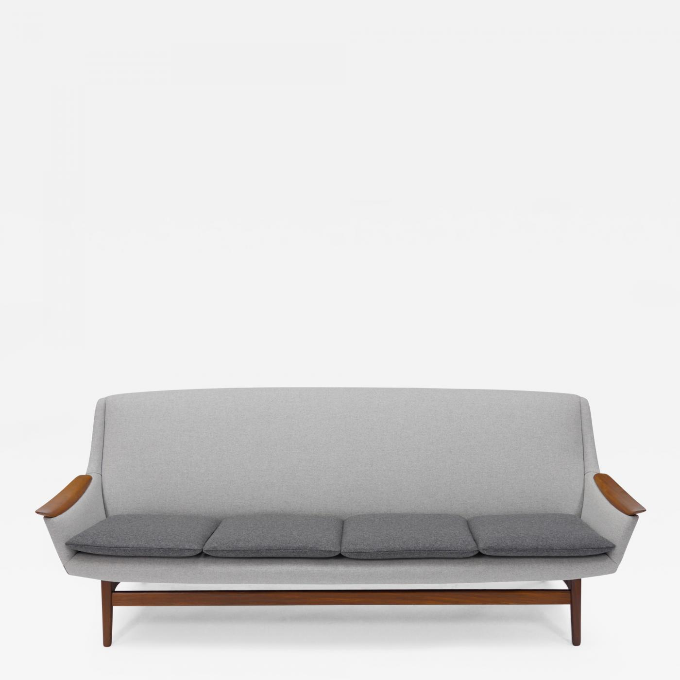 Rastad & Relling Fine Scandinavian Sofa by Rastad and Relling