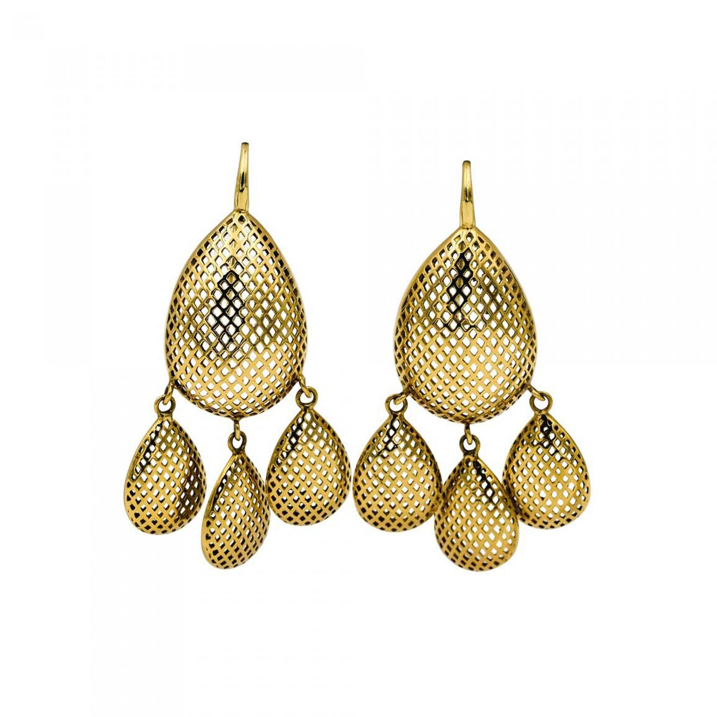 Ray griffiths fine jewelry ray griffith 18 karat yellow gold listings jewelry earrings drop arubaitofo Gallery