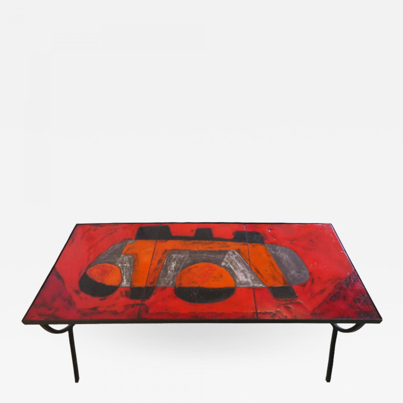 Robert jean cloutier ceramic tile coffee table by cloutier listings furniture tables coffee tables robert jean cloutier ceramic tile dailygadgetfo Gallery