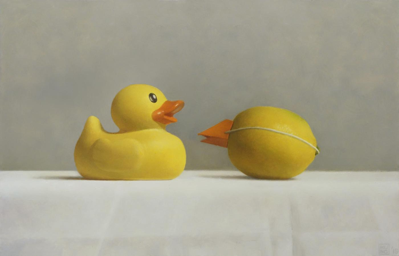 Samuel Hung - Imposters #2 (Rubber Duck & Lemon)