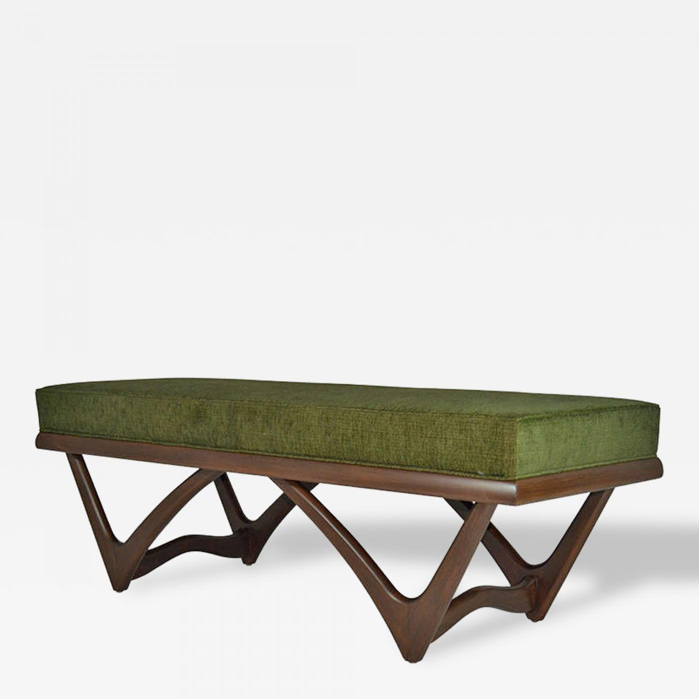 Sculptural Bench in the Style of Adrian Pearsall