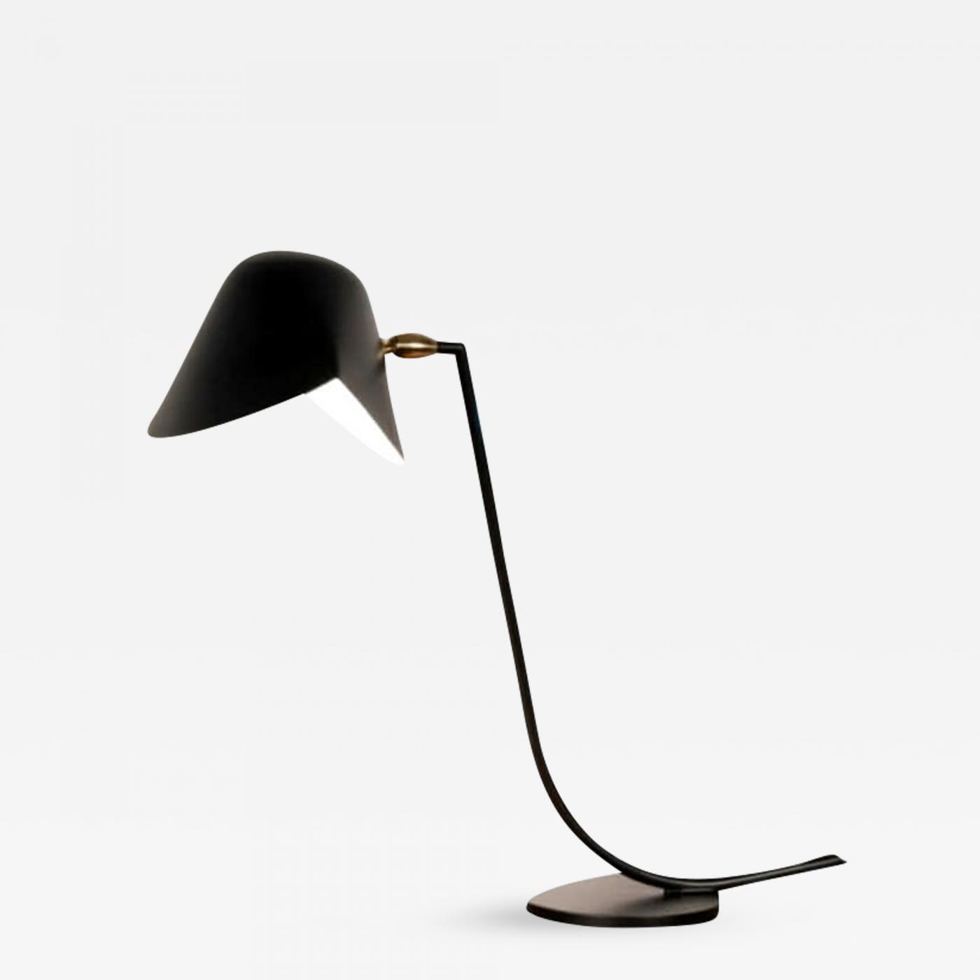 Listings / Furniture / Lighting / Table Lamps · Serge Mouille ...