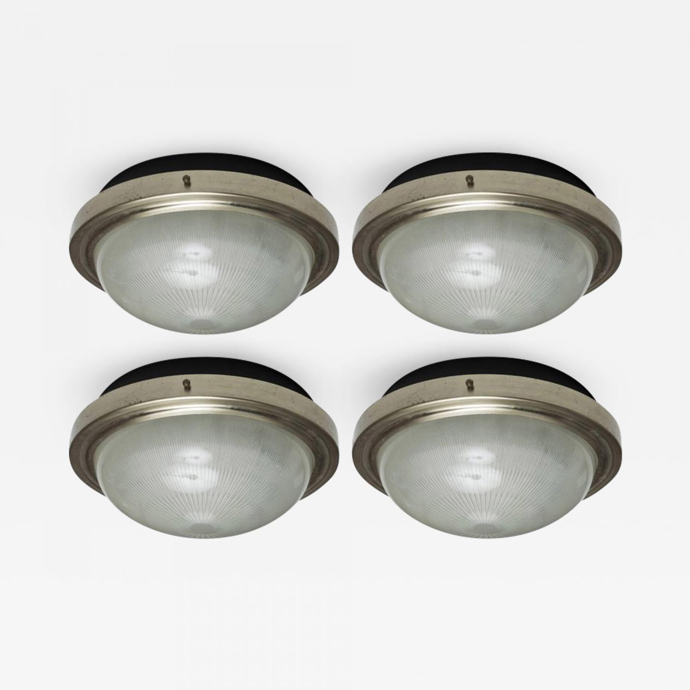 Sergio Mazza 1960s Sergio Mazza Ceiling Or Wall Lights