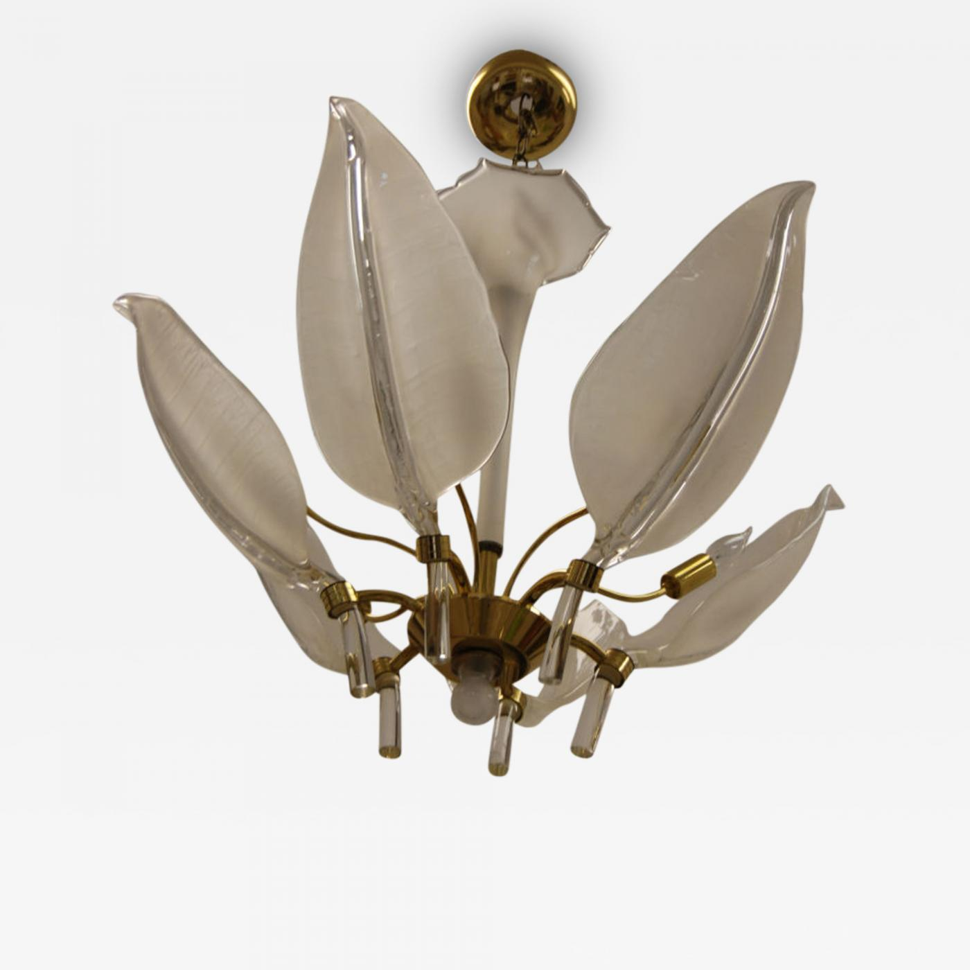 Light murano leaf chandelier listings furniture lighting chandeliers and pendants arubaitofo Choice Image