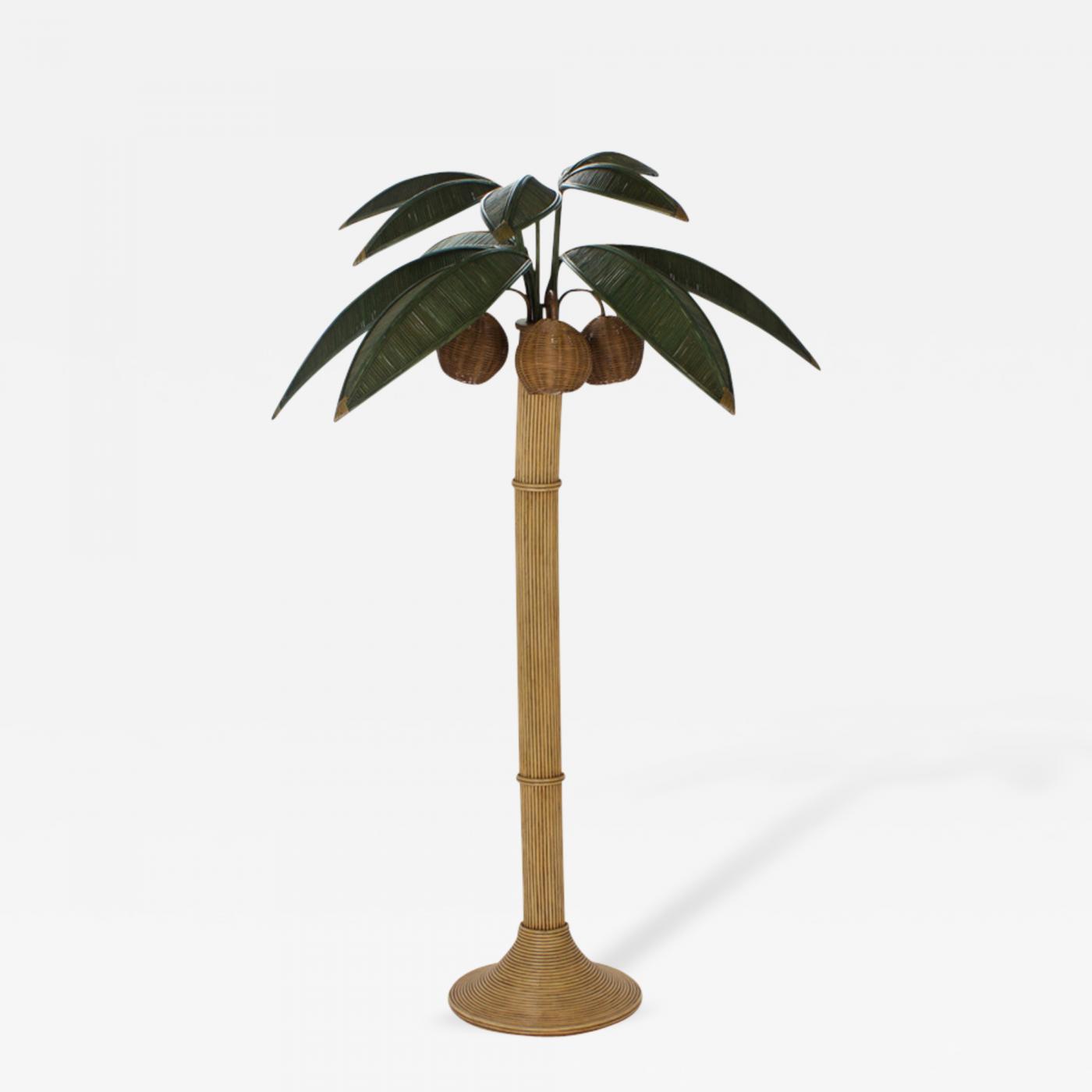 Stylized reed palm tree floor lamp listings furniture lighting floor lamps stylized reed palm tree aloadofball Choice Image