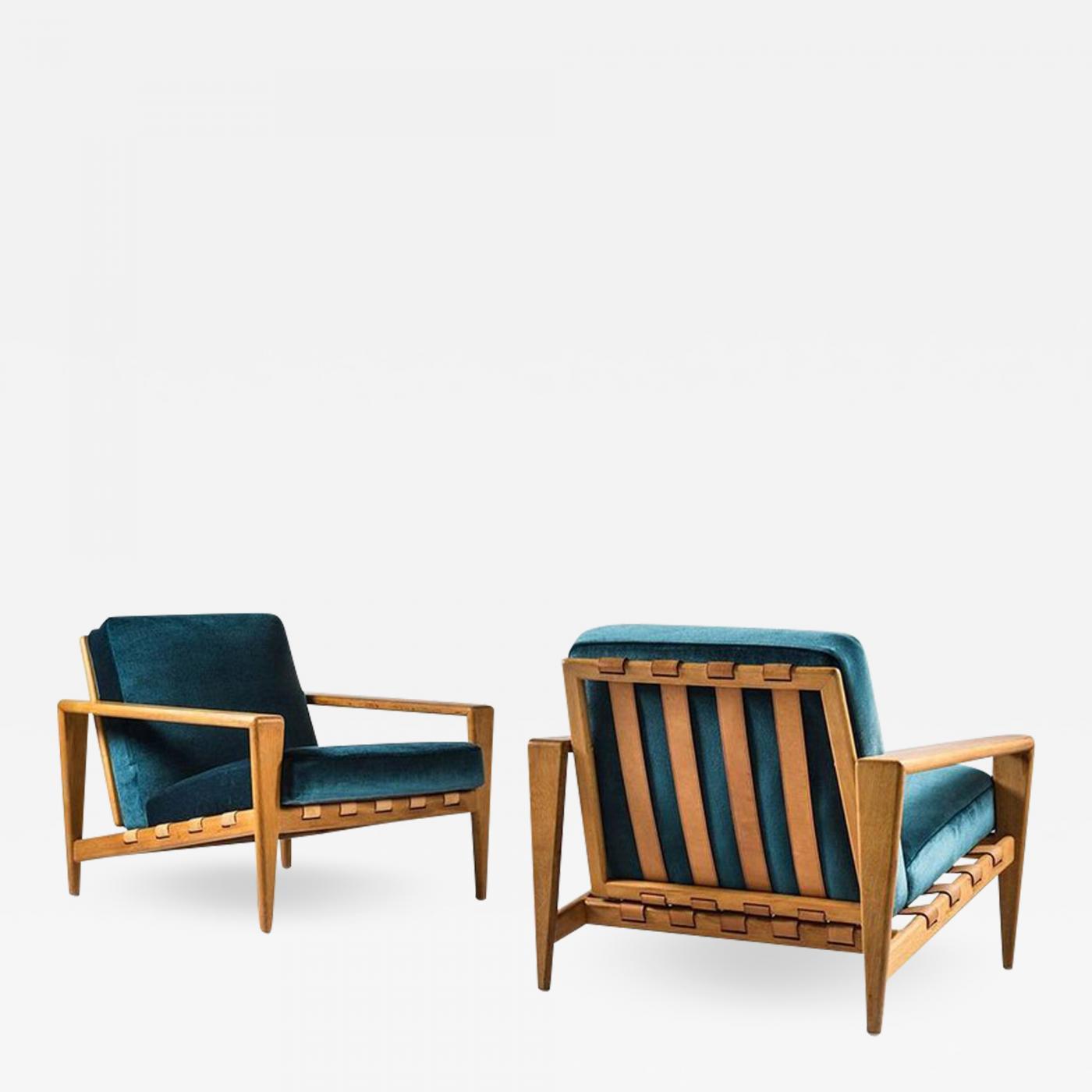 Scandinavian Mid-Century Lounge Chairs  Bodö  by Svante Skogh  sc 1 st  Incollect & Svante Skogh - Scandinavian Mid-Century Lounge Chairs