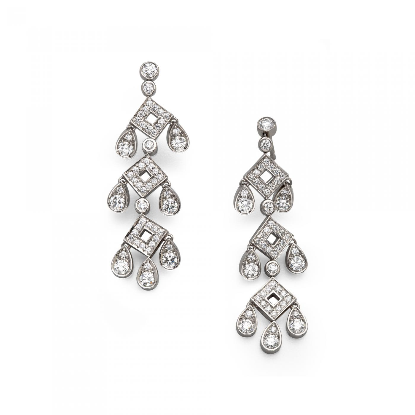 diamond studs round solitaire brilliant cab platinum earrings tiffany co