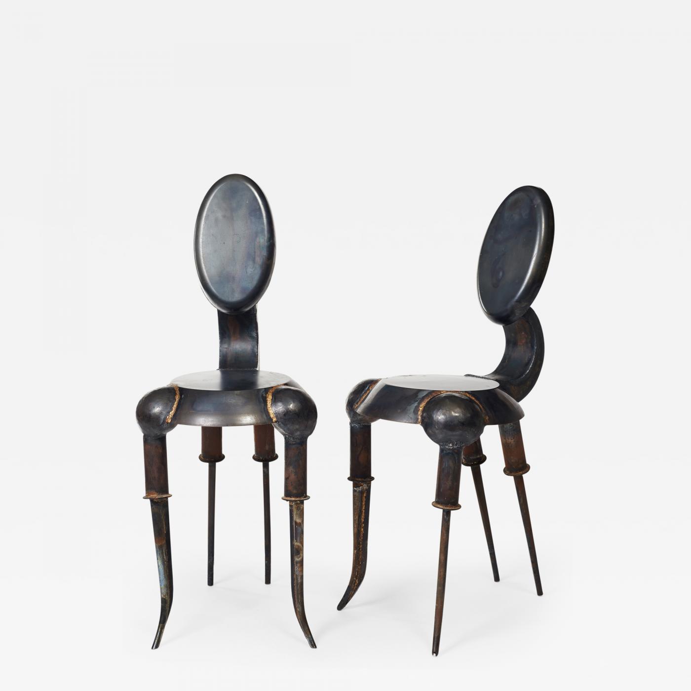 Tom dixon kitchen chair c 1986