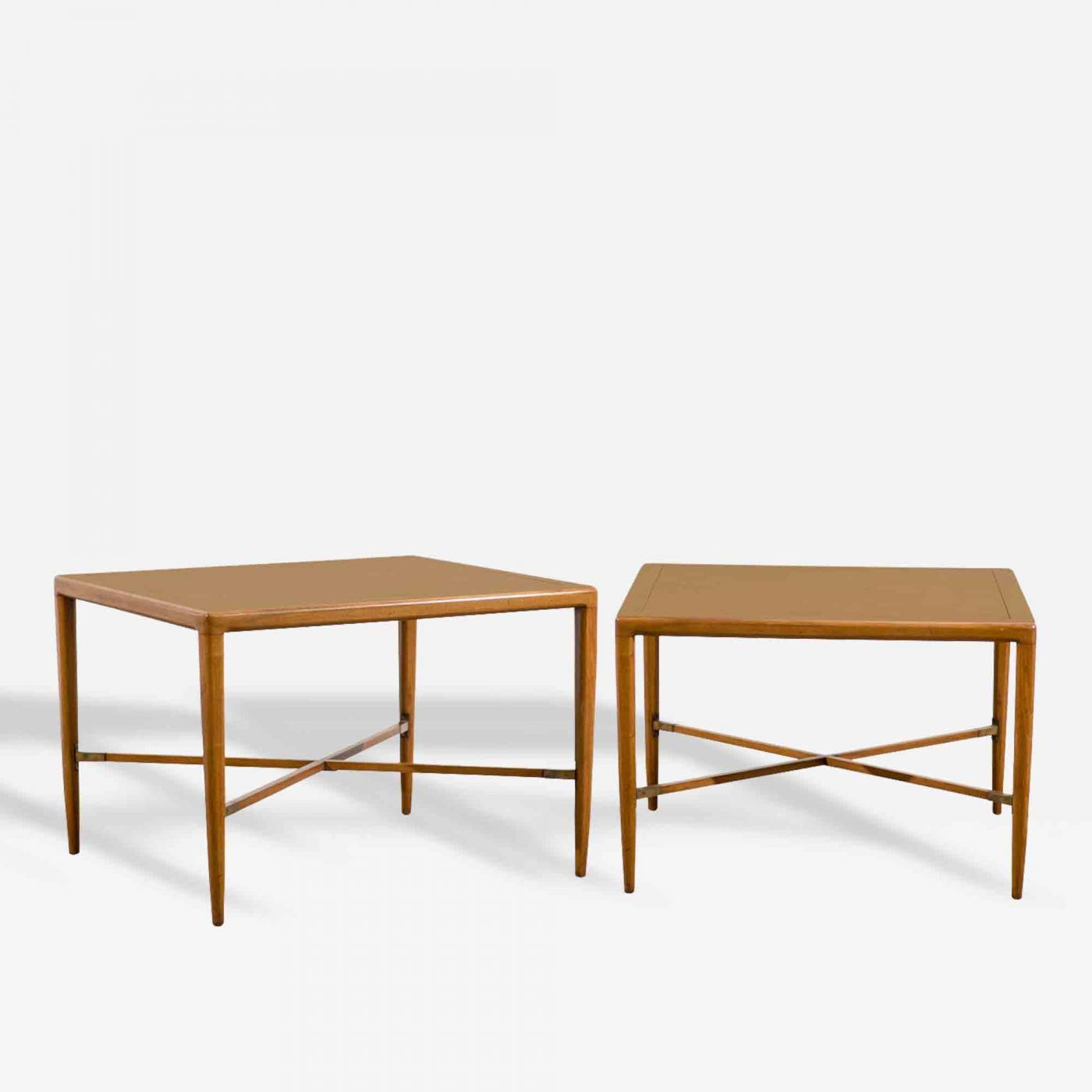 tomlinson furniture co handsome end tables side