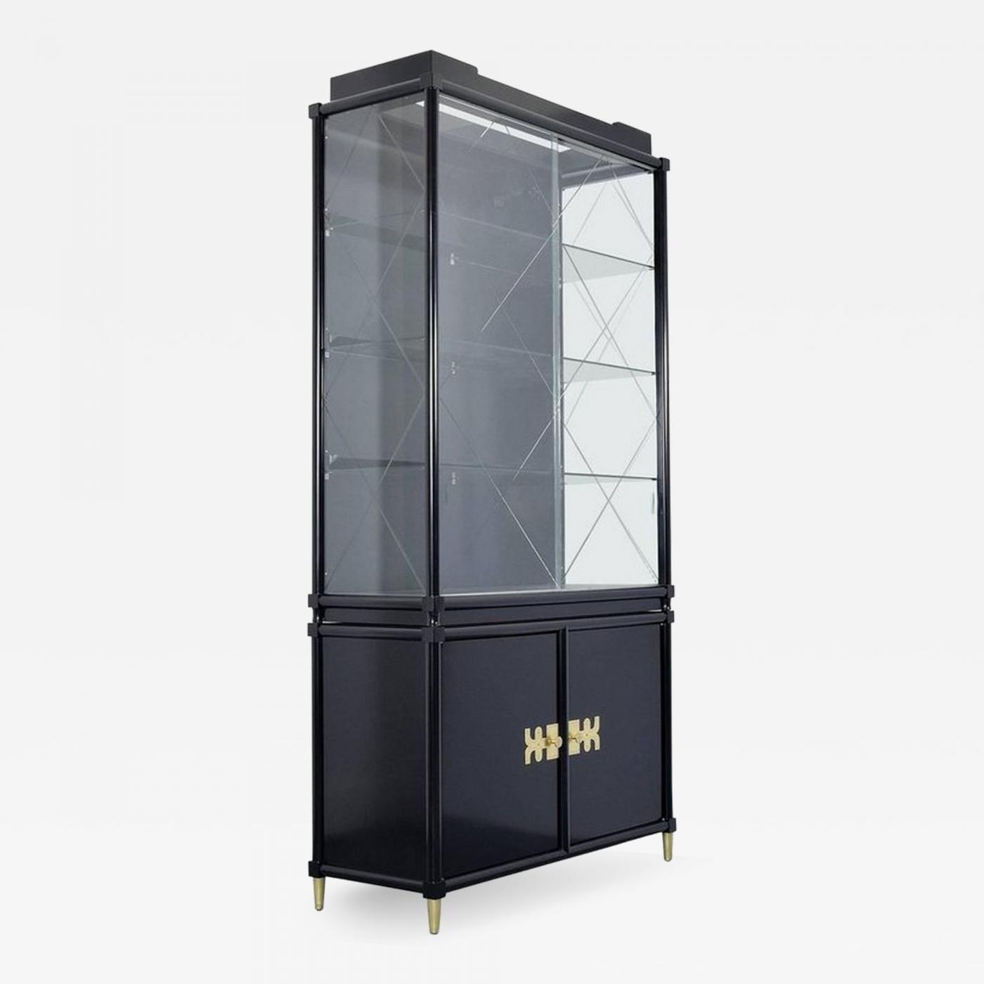 Listings / Furniture / Case Pieces U0026 Storage / Cabinets · Tommi Parzinger  Tommi Parzinger Custom Display Cabinet