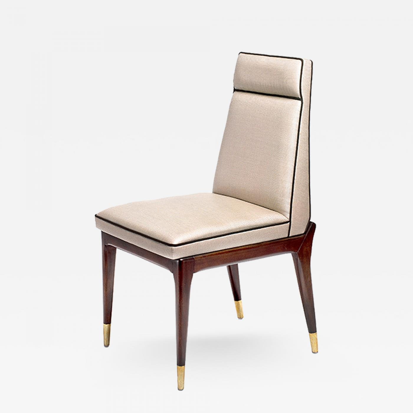 Listings / Furniture / Seating / Side Chairs · Tuxedo Side Chair