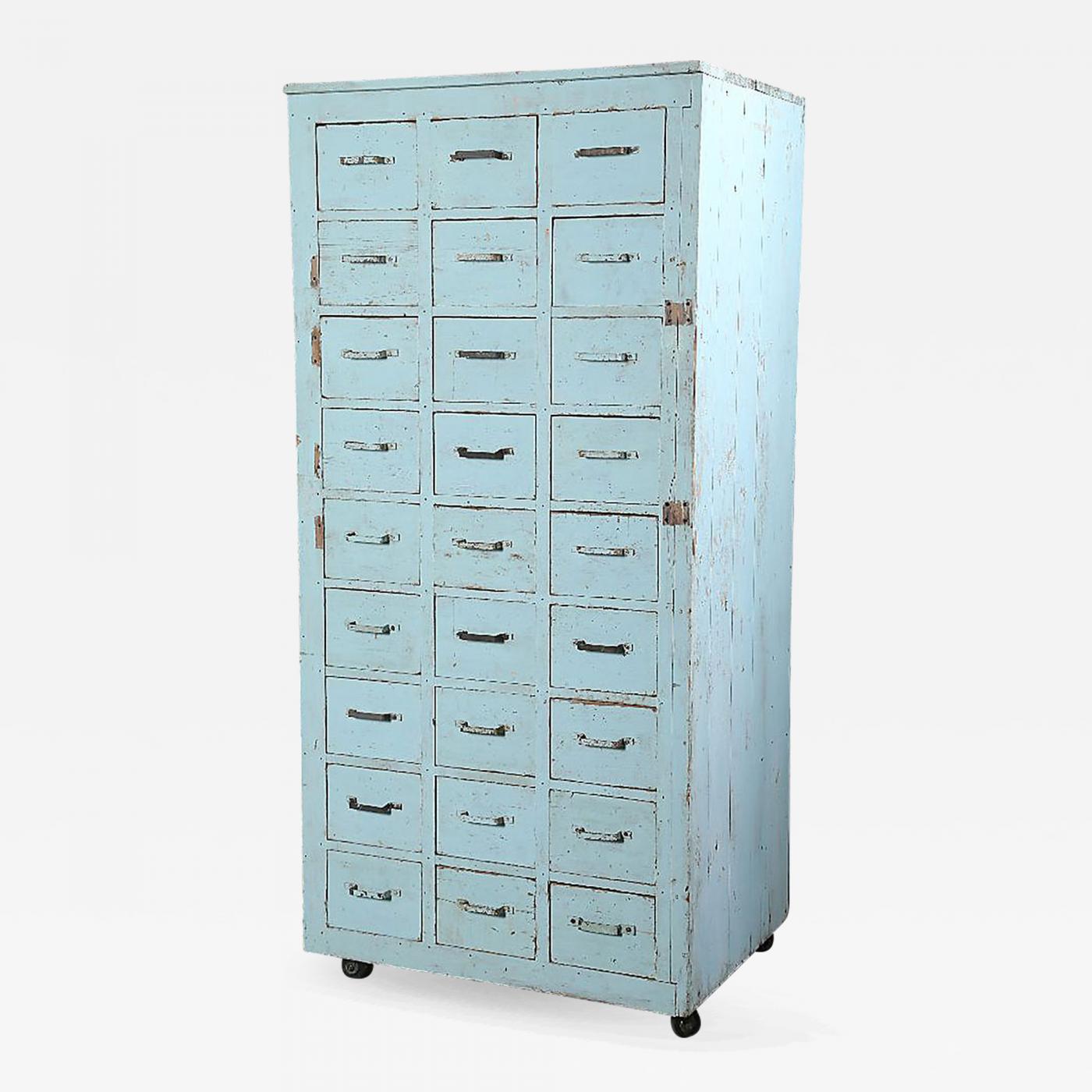 Ordinaire Listings / Furniture / Case Pieces U0026 Storage / Cabinets · Vintage  Industrial Multi Drawer Cabinet