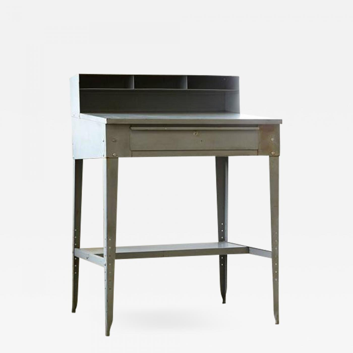 new desks vintage desk pic weeks vamp furniture accents this grey at with