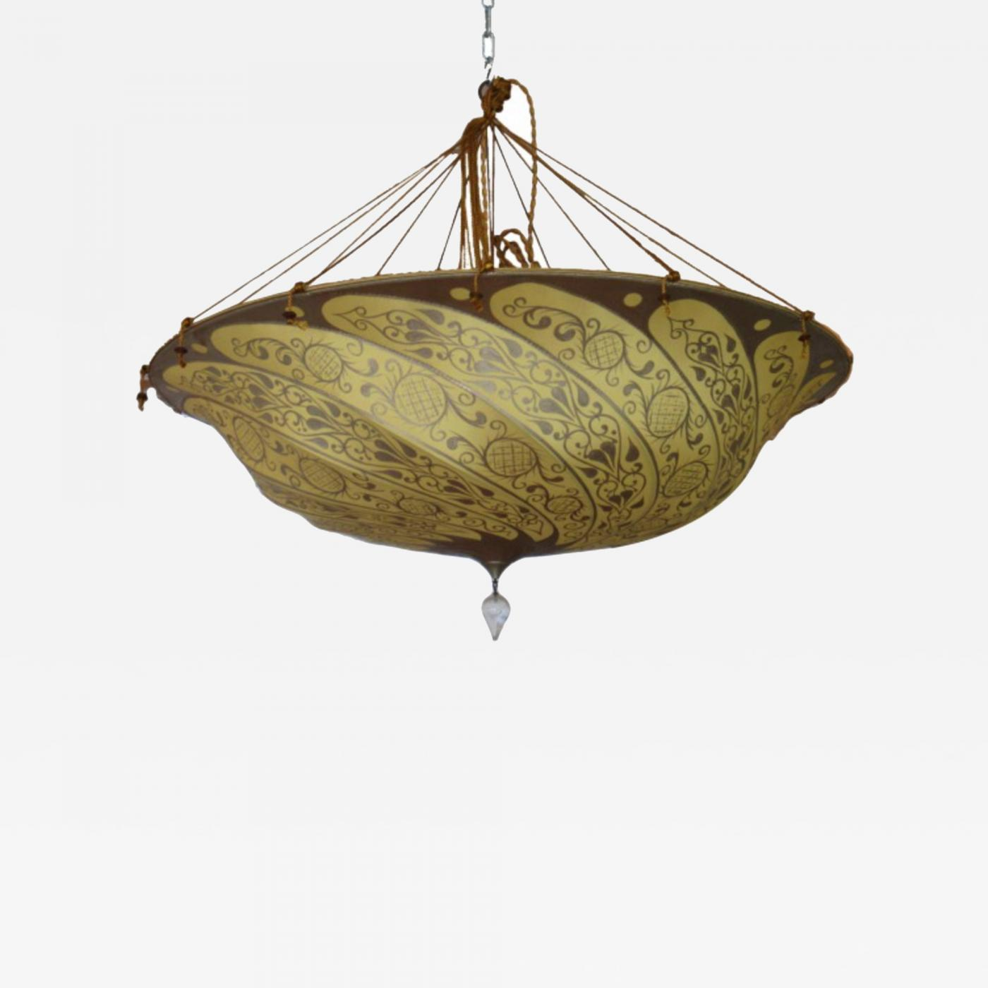 arm fortuny chandelier basso product garbo