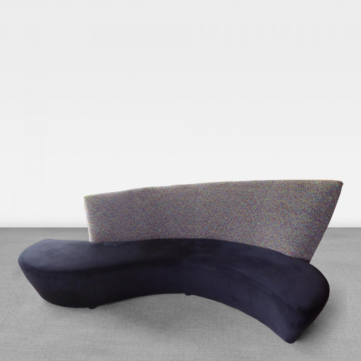 Bon Listings / Furniture / Seating / Sofas · Vladimir Kagan ...