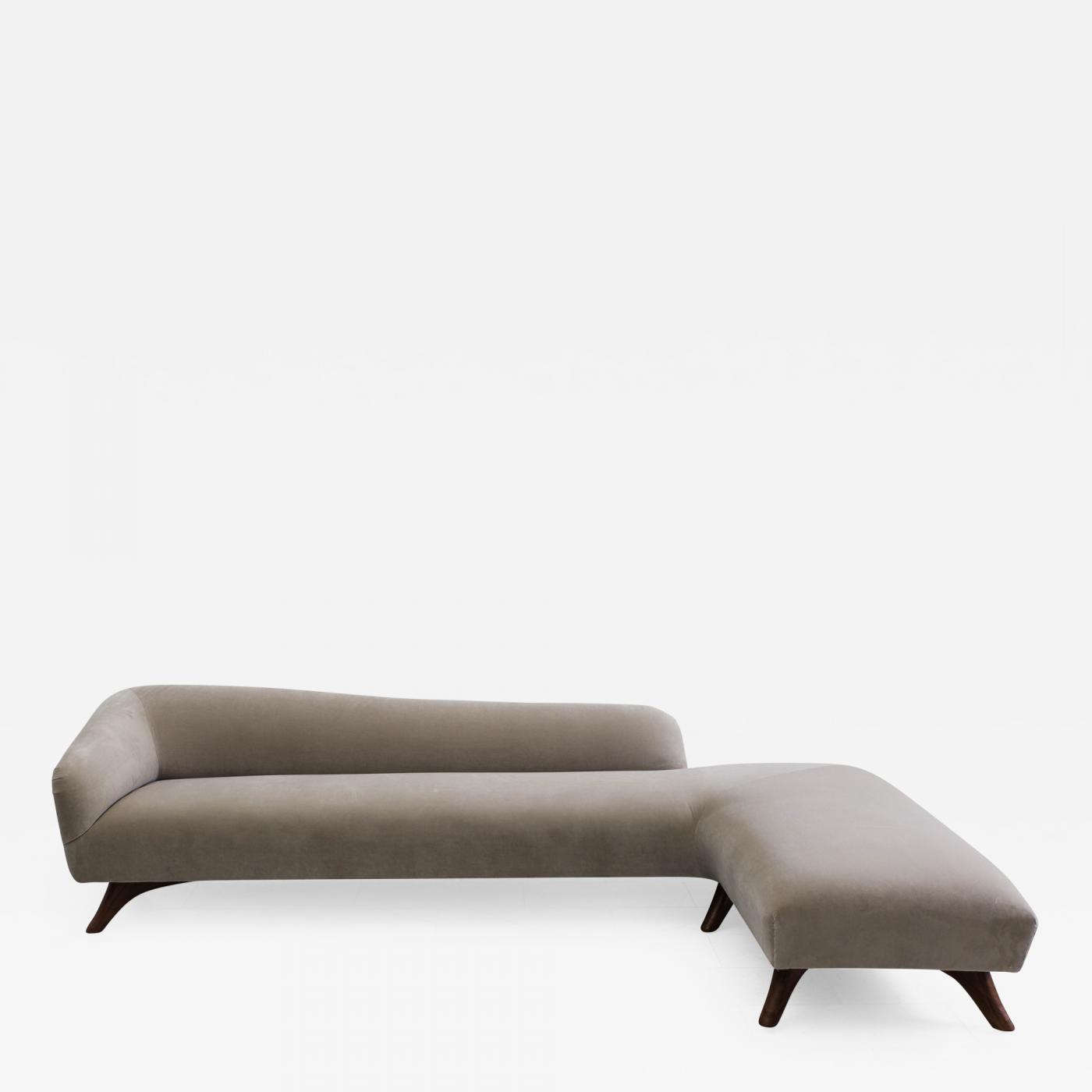 Vladimir Kagan Sofa hmmi