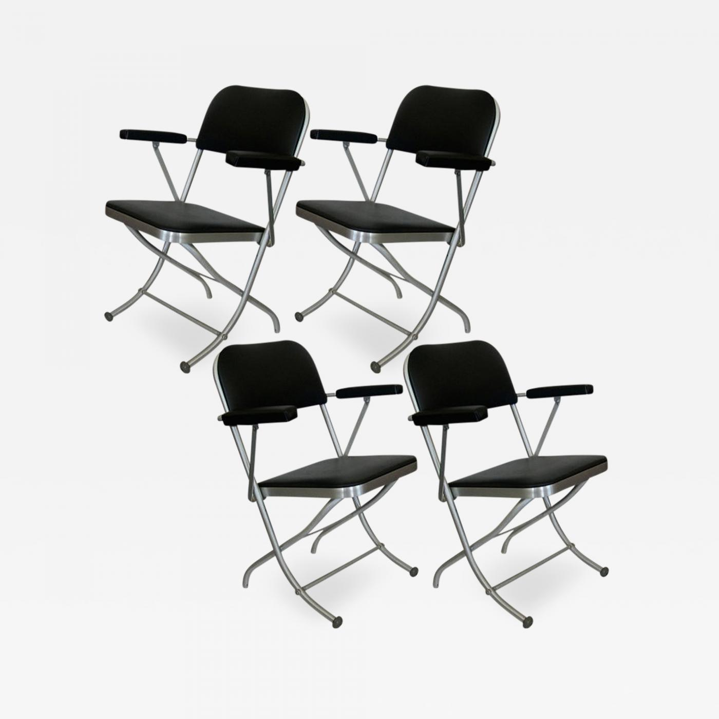 warren mcarthur set of ten warren mcarthur folding chairs Sky Scrapers 1920 set of ten warren mcarthur folding chairs