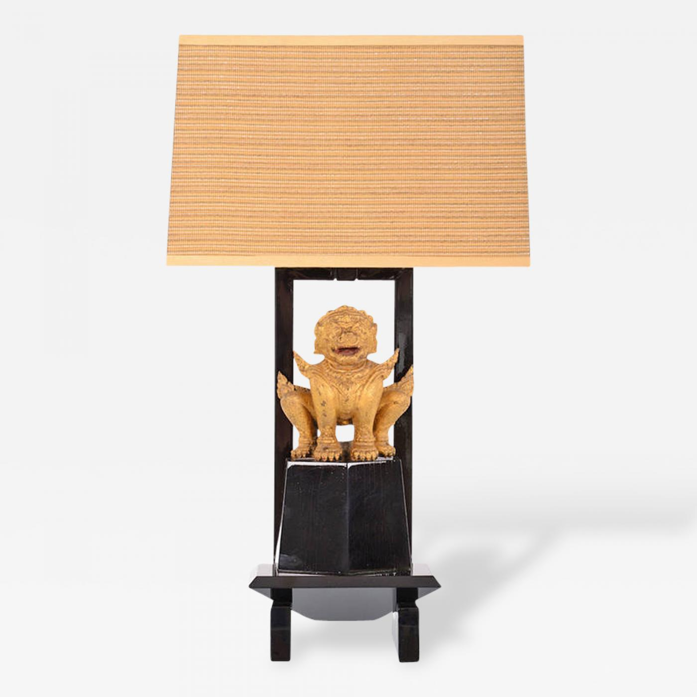 William billy haines lacquered table lamp featuring gilt listings furniture lighting table lamps geotapseo Gallery